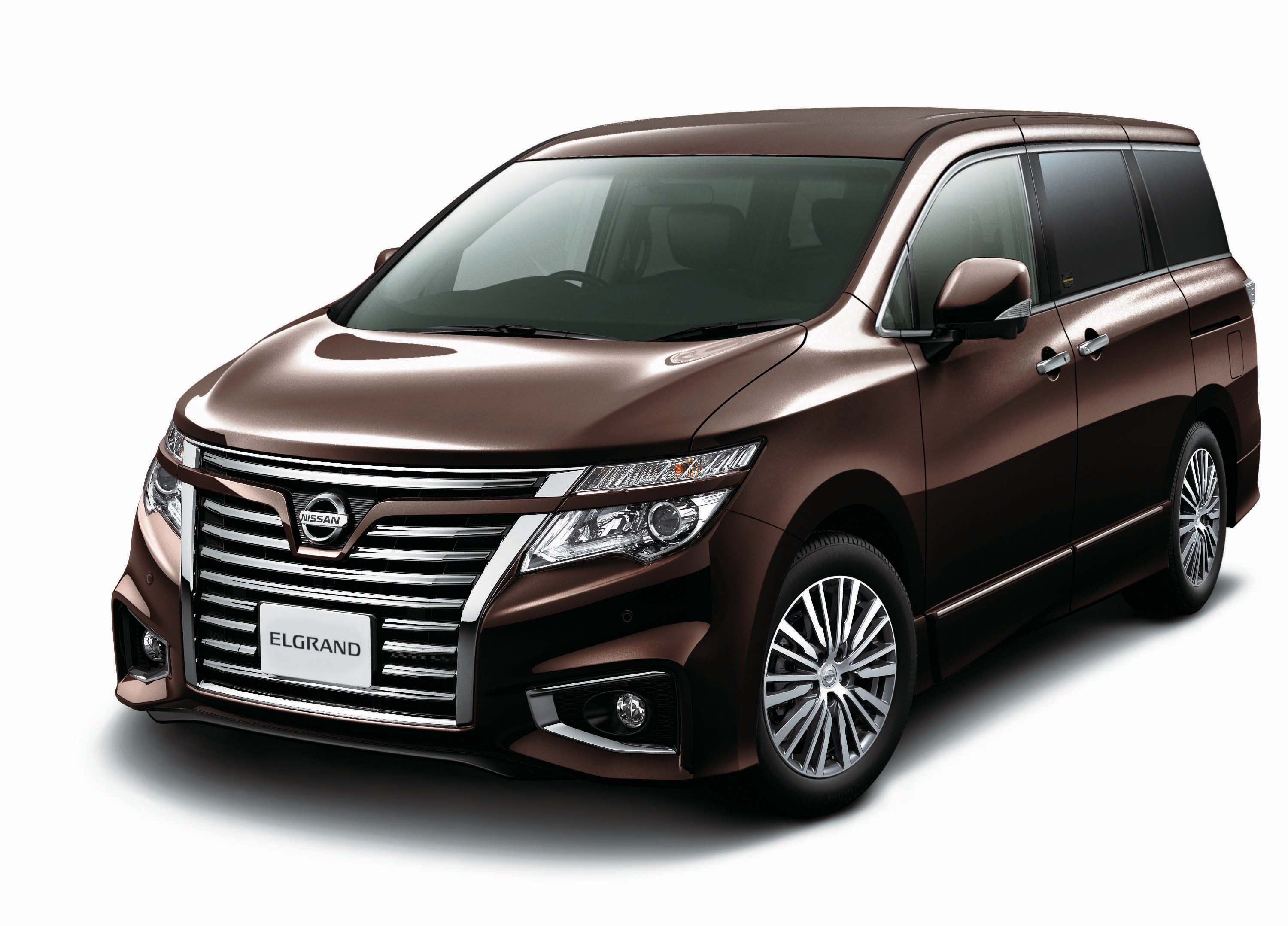 Nissan Elgrand Pictures Information And Specs Wiring Diagram E50 Photo Gallery