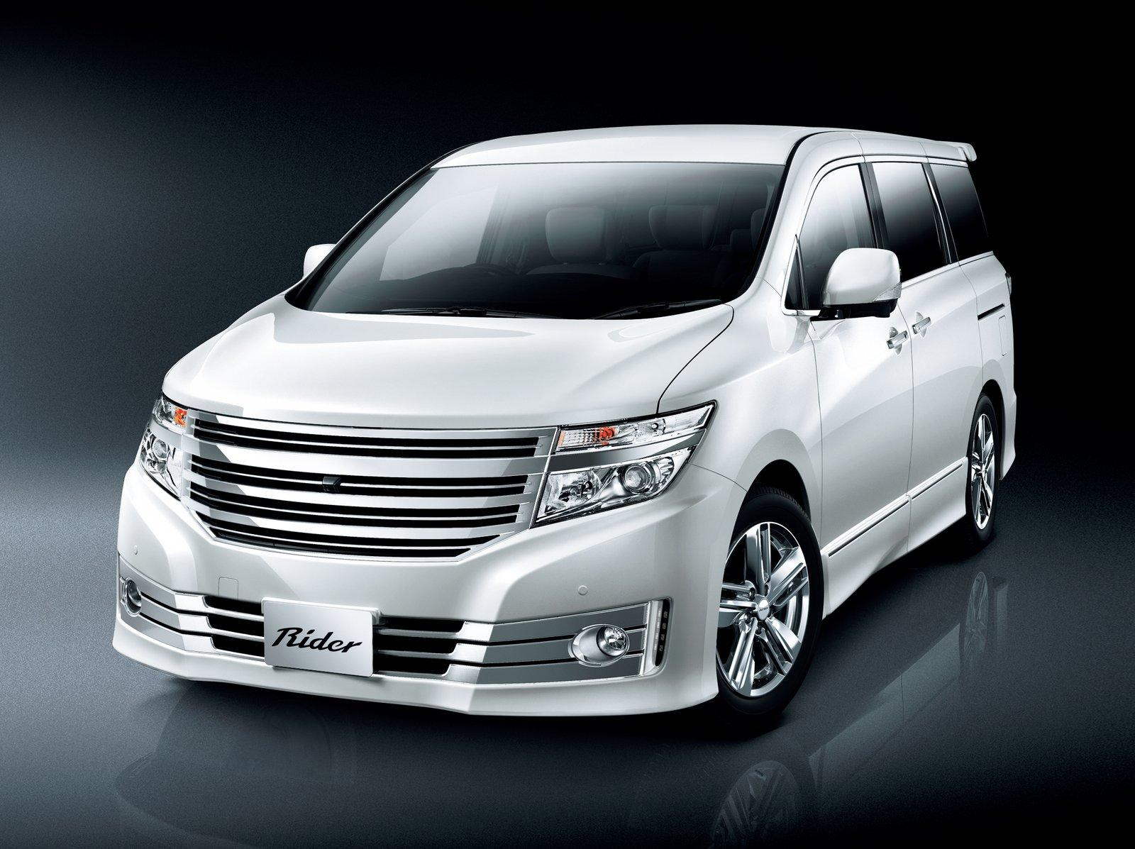 nissan elgrand pictures #6