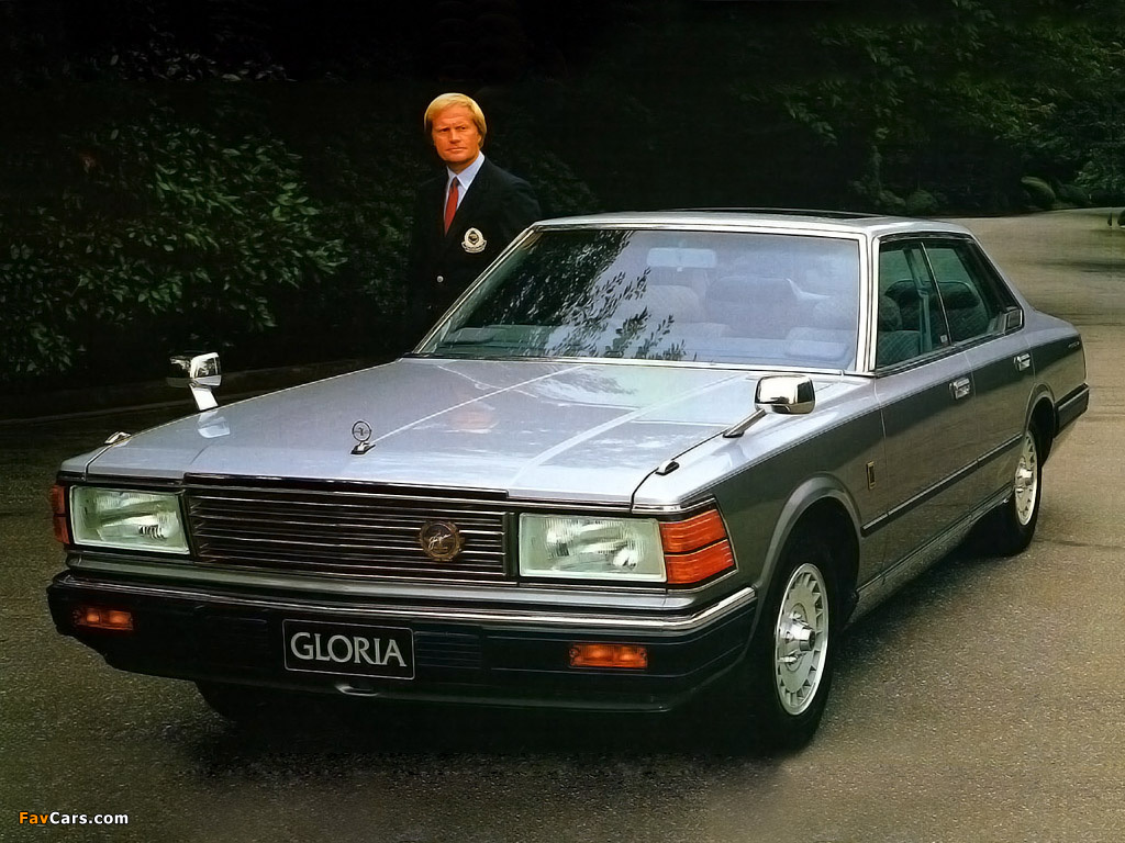 nissan gloria pictures #7