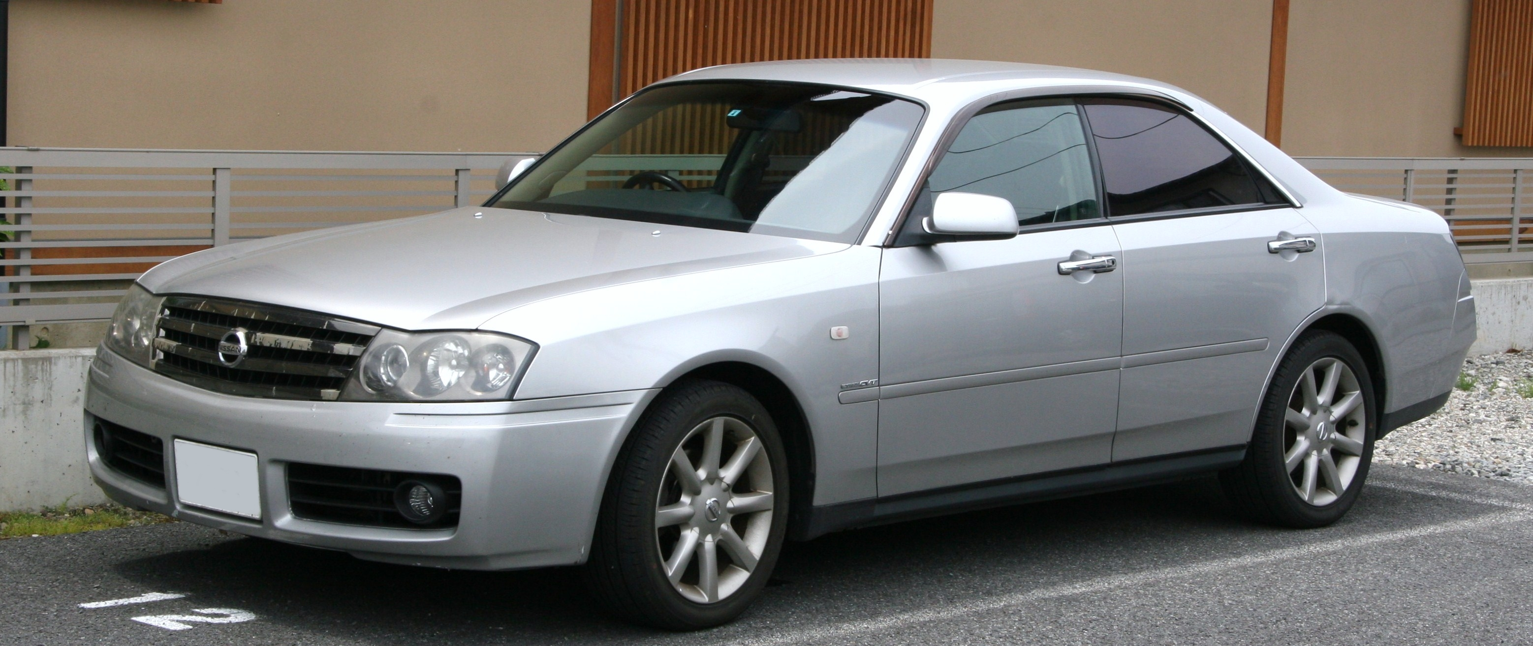 2001 Nissan Gloria (y34)   pictures, information and specs - Auto