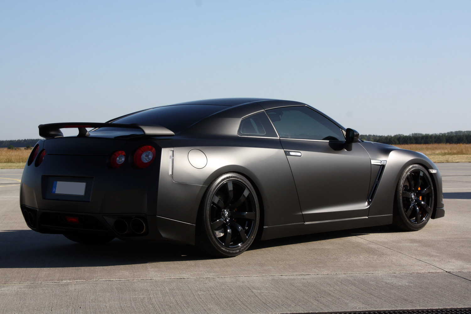 Nissan Gt R Pictures Information And Specs Specifications Pics 3