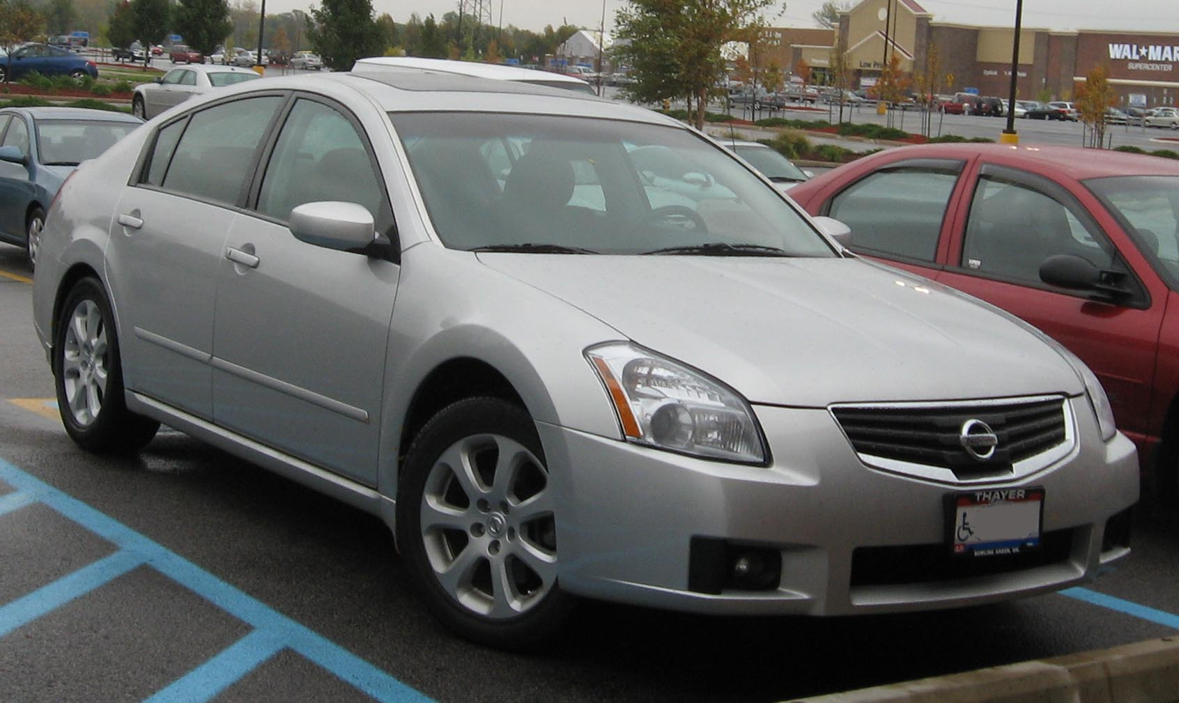 2004 Nissan Maxima A34 Pictures Information And Specs Auto Database Com