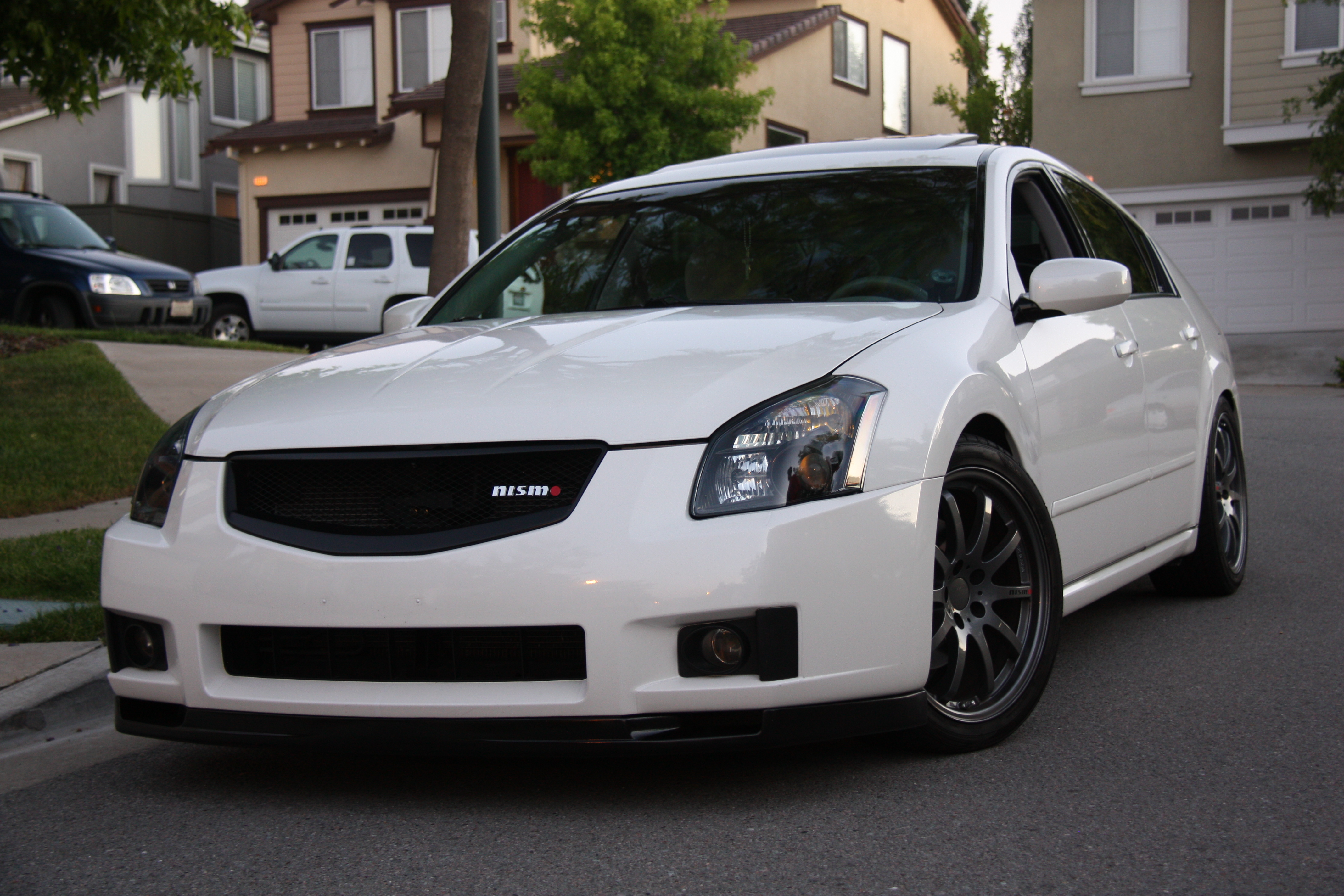 nissan maxima a34 tuning