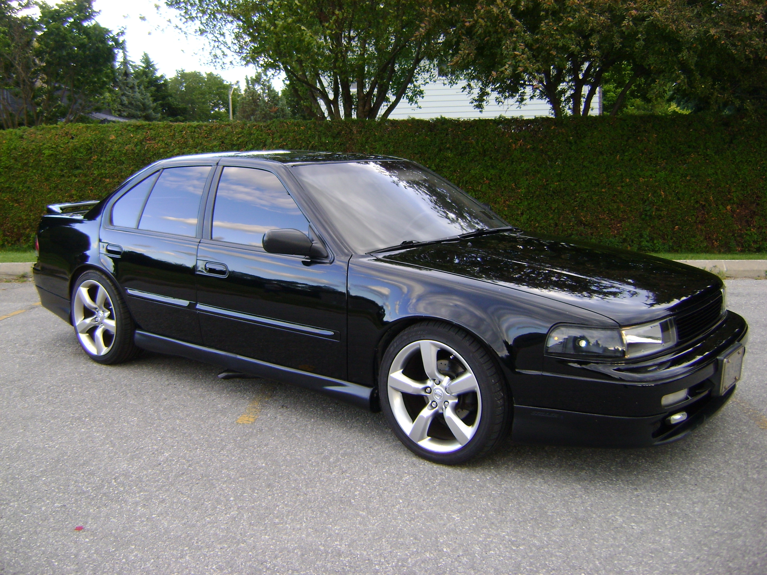 1992 nissan maxima j30 pictures information and specs auto. Black Bedroom Furniture Sets. Home Design Ideas