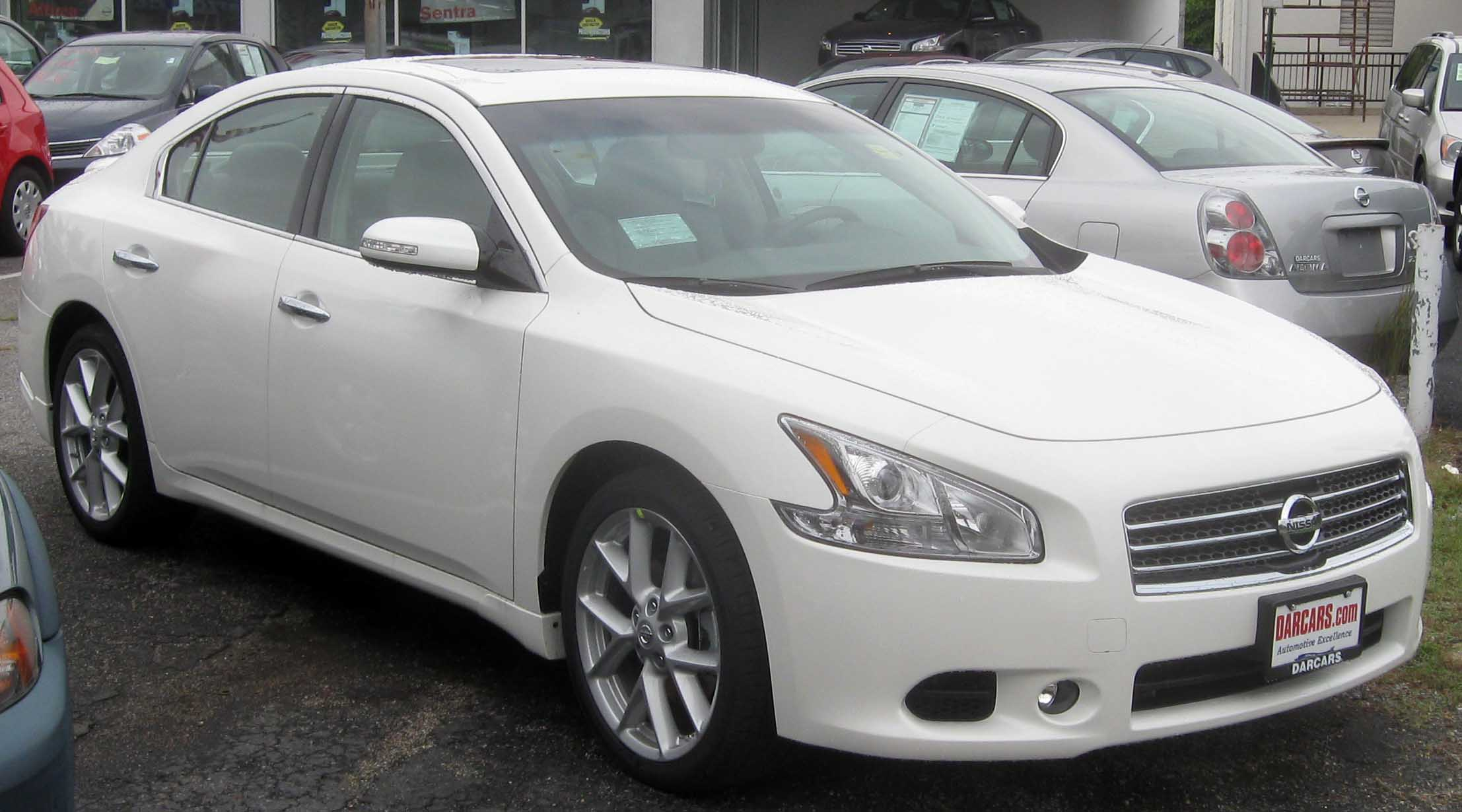 nissan maxima pictures #9