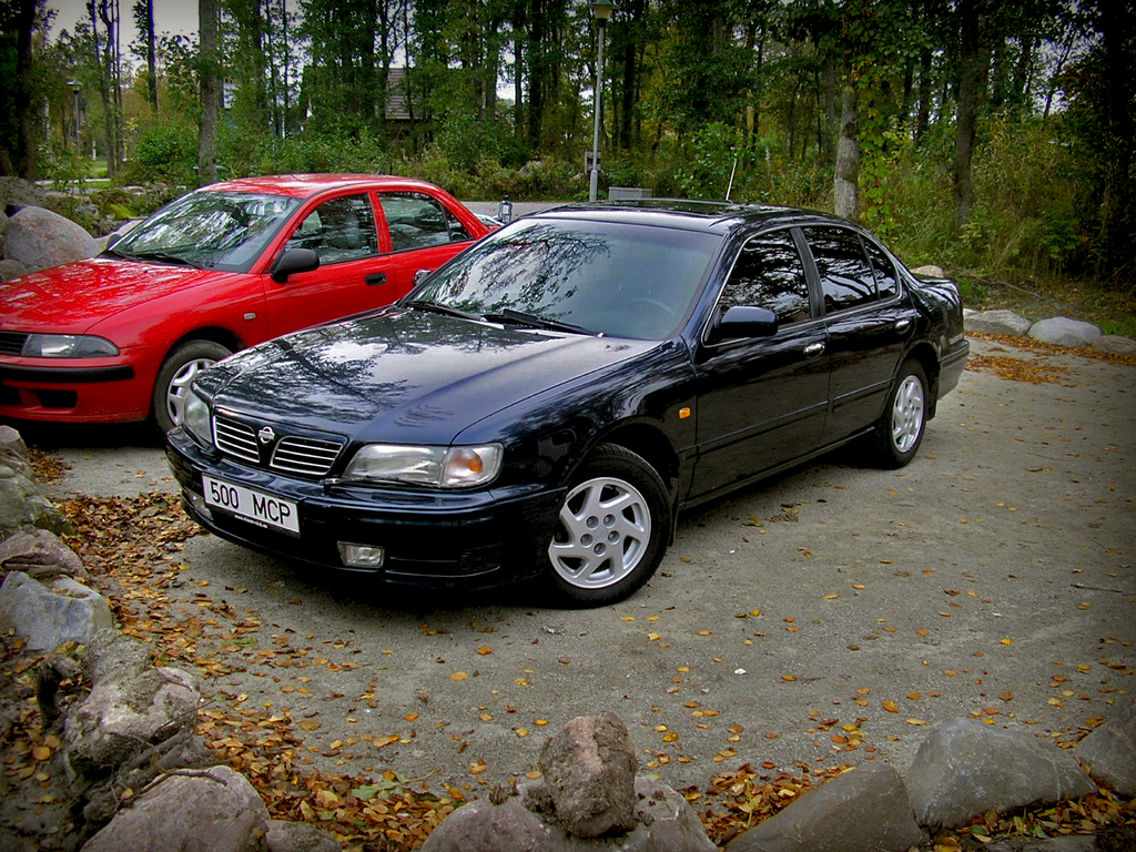 1996 nissan maxima qx a32 pictures information and specs auto. Black Bedroom Furniture Sets. Home Design Ideas