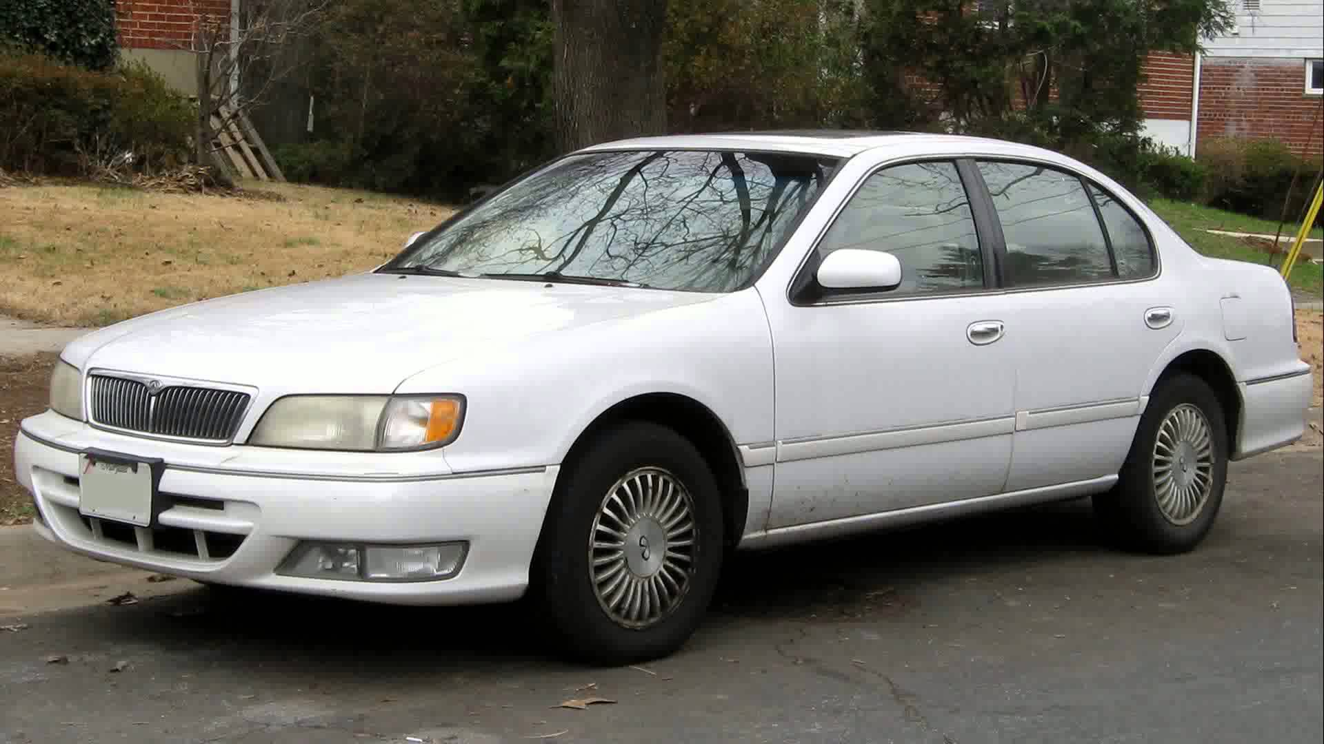 1998 nissan maxima qx a32 pictures information and specs auto. Black Bedroom Furniture Sets. Home Design Ideas