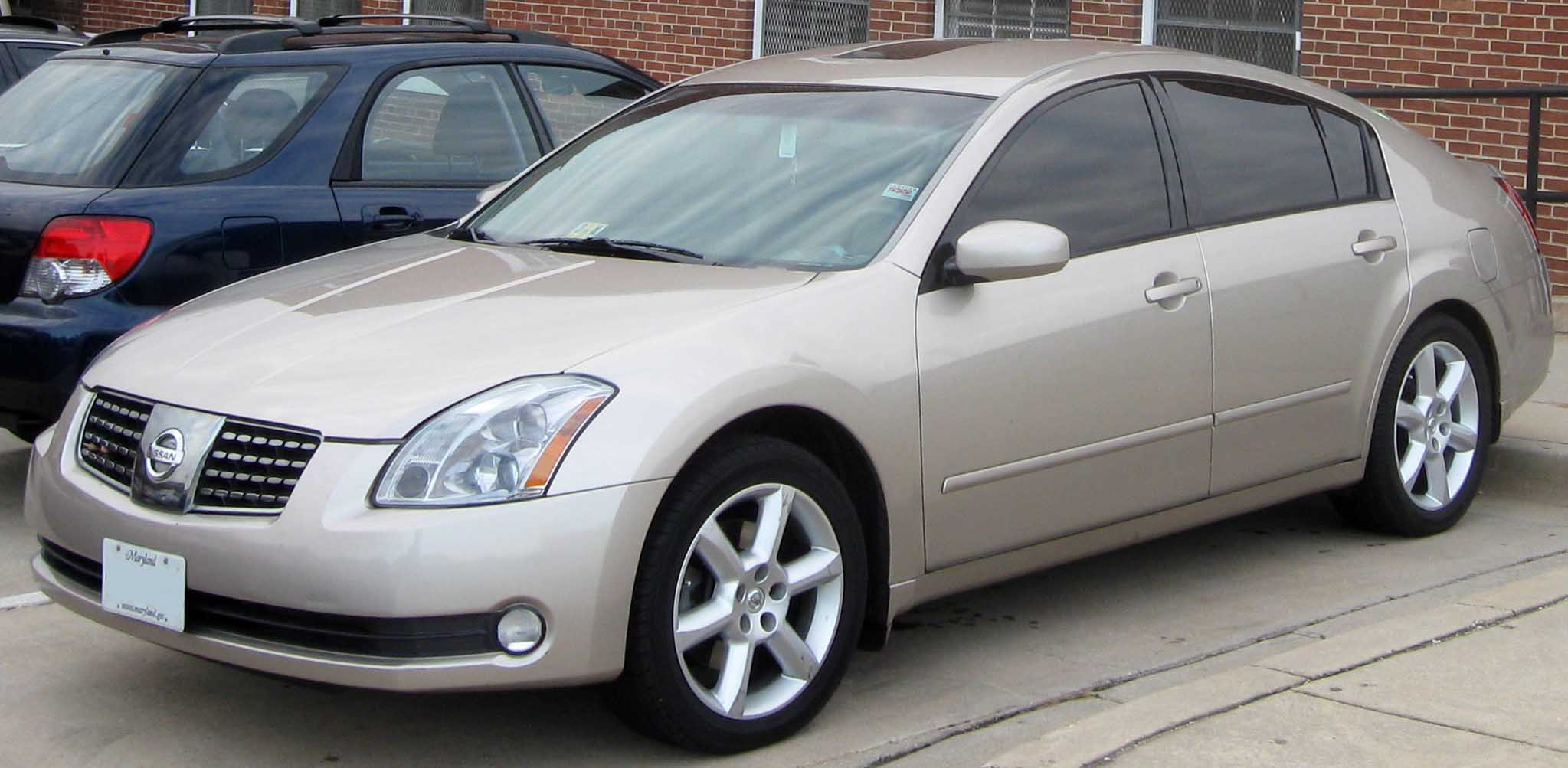 Attractive Nissan Maxima Vii 2008 Images #13