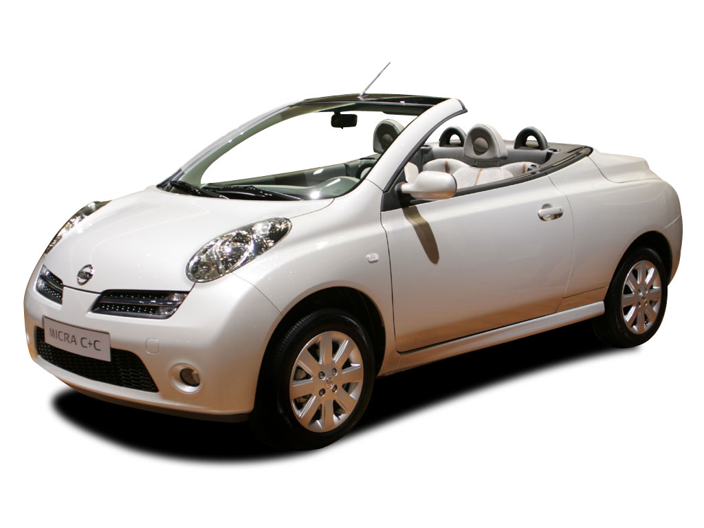 nissan micra coupe cabriolet (k12c) 2008 pictures #13