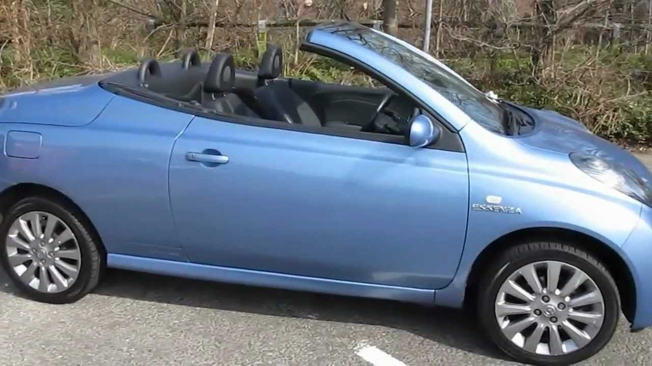 nissan micra coupe cabriolet (k12c) 2008 wallpaper #11