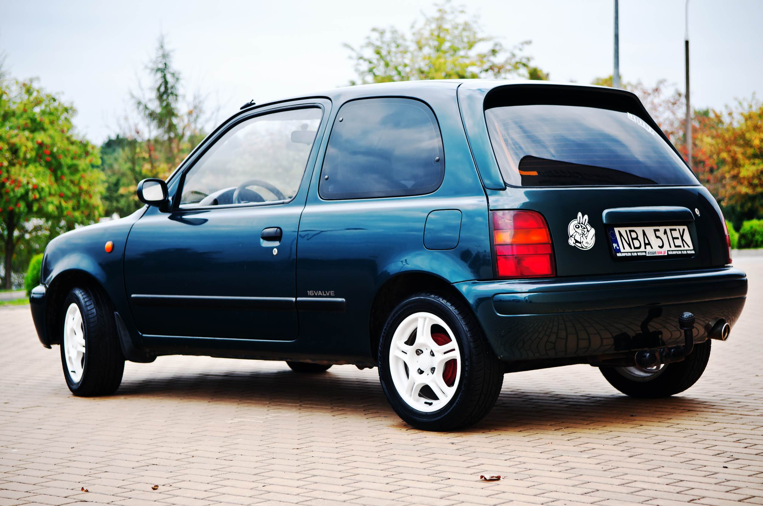 1993 Nissan Micra K11 Pictures Information And Specs