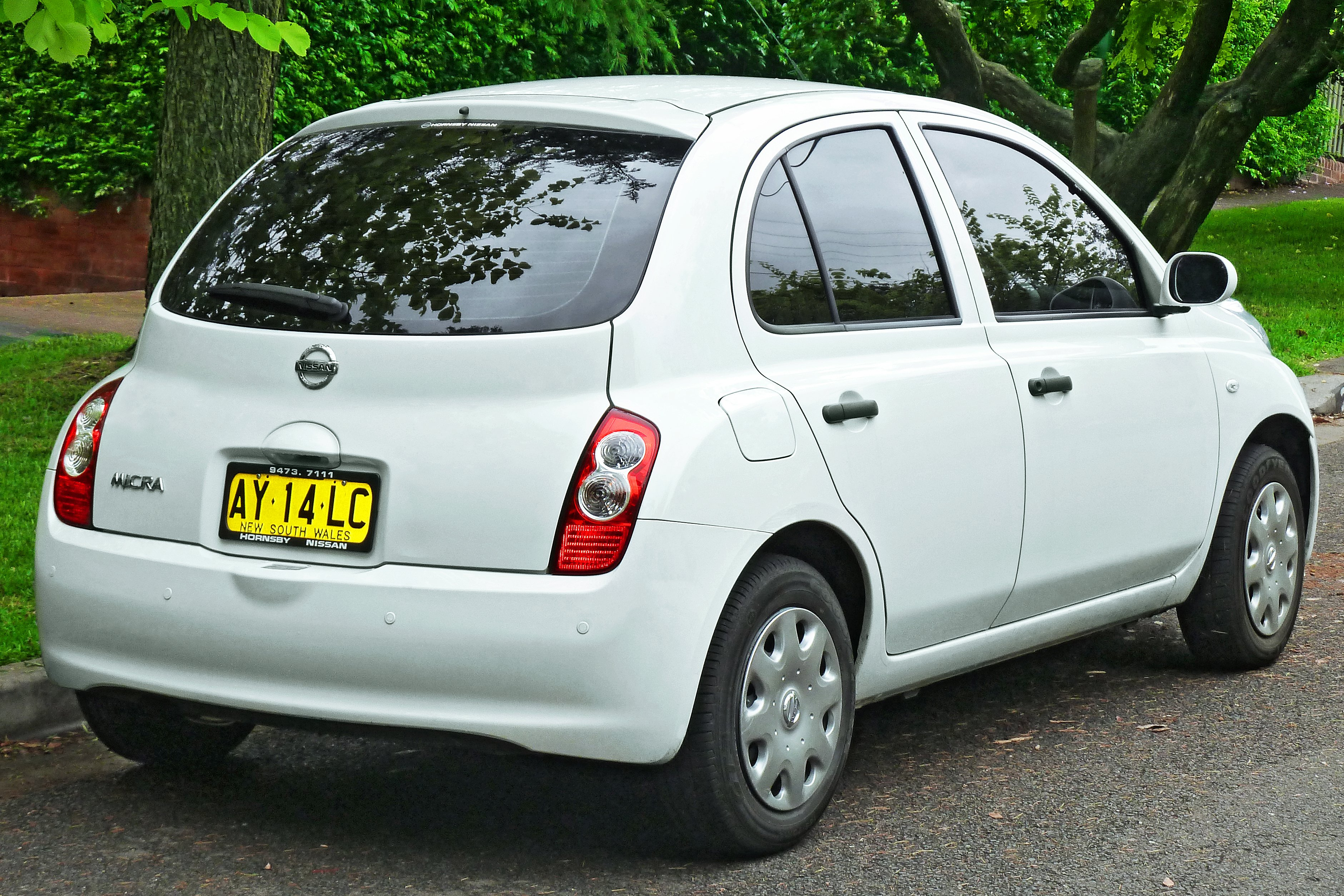 2002 Nissan Micra K12 Pictures Information And Specs