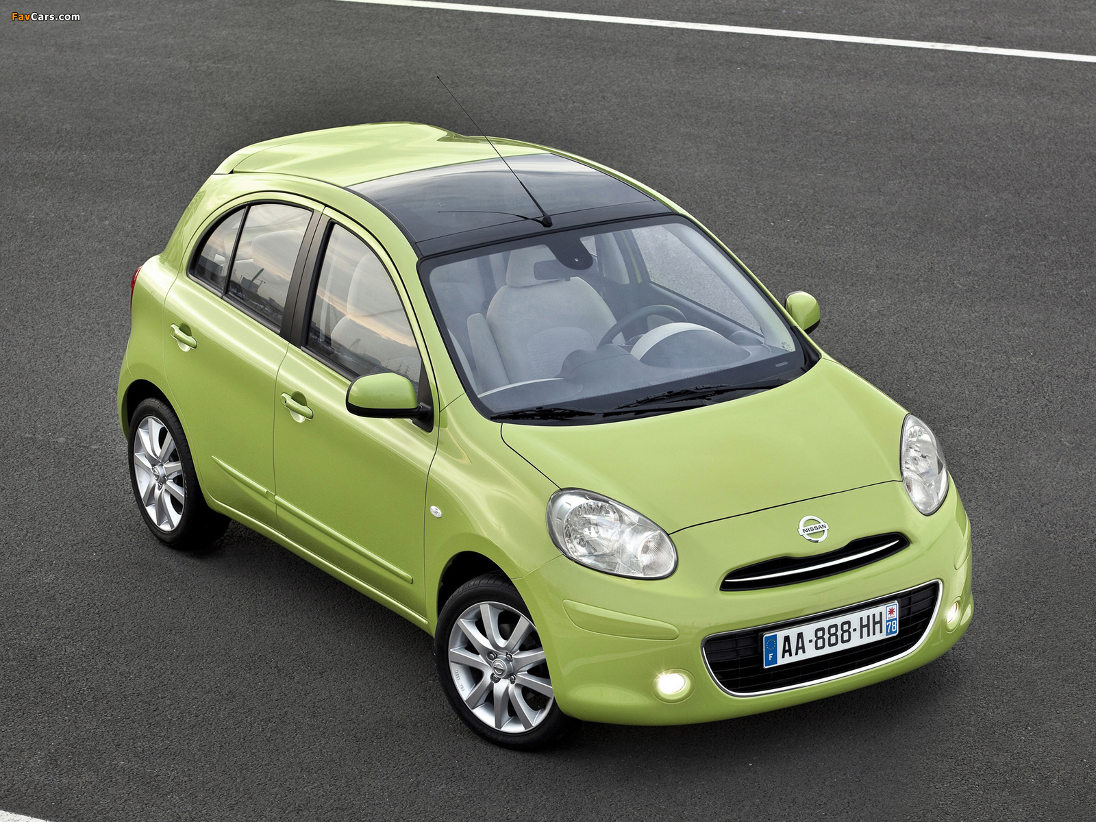 2010 nissan micra k13 pictures information and specs. Black Bedroom Furniture Sets. Home Design Ideas