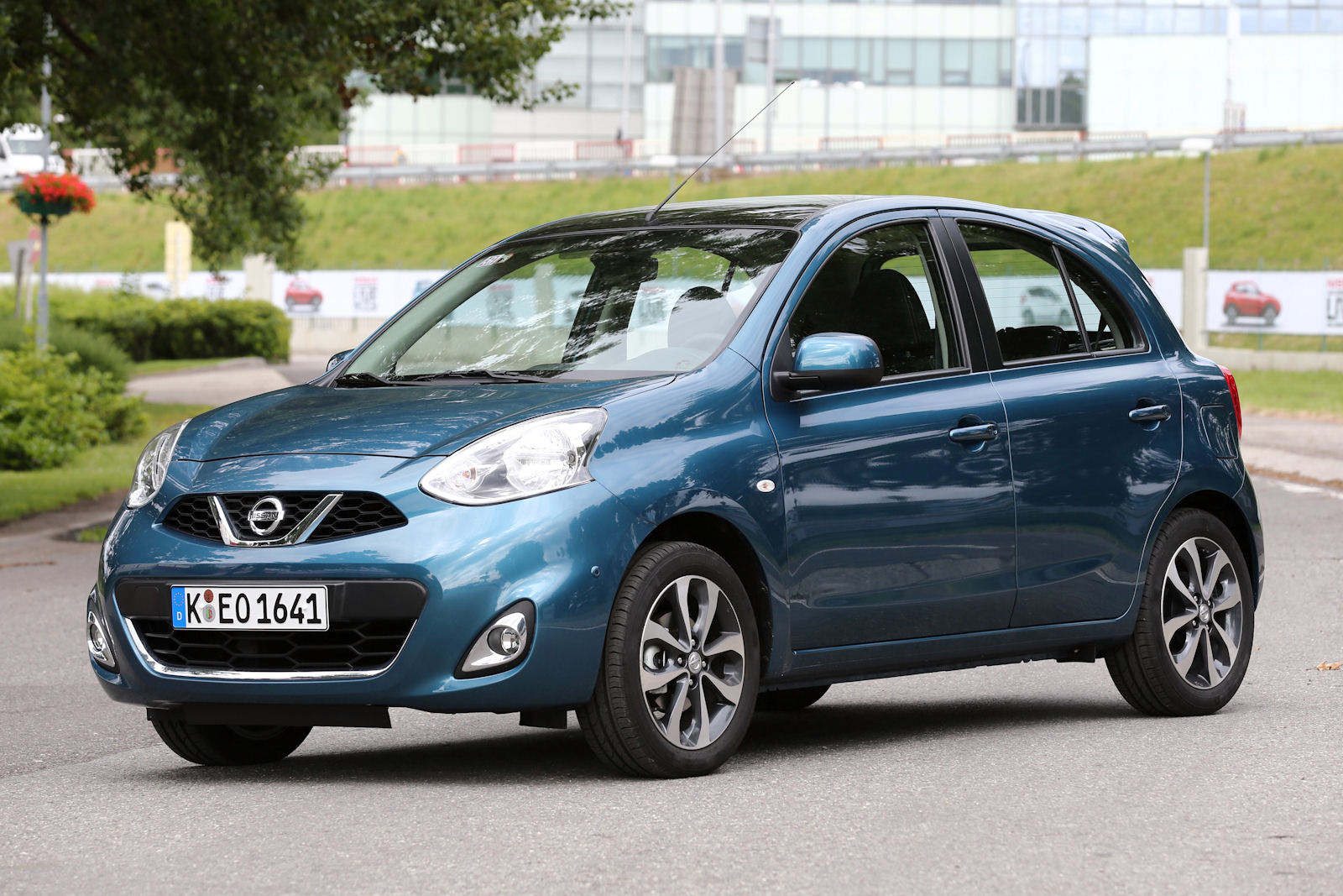 2016 nissan micra k13 pictures information and specs. Black Bedroom Furniture Sets. Home Design Ideas