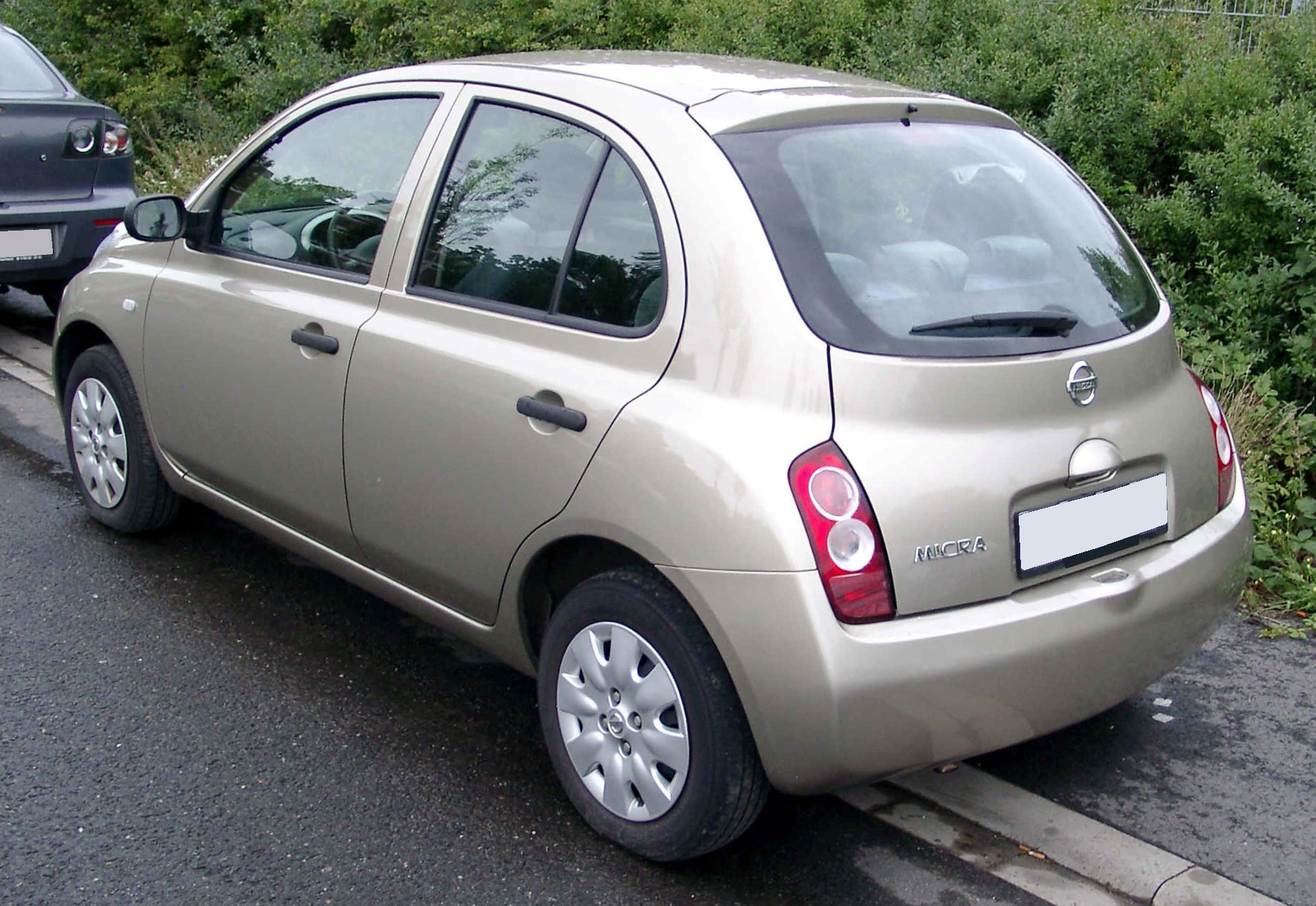 Nissan Micra Pictures Information And Specs Wiring Diagram Seriess 14