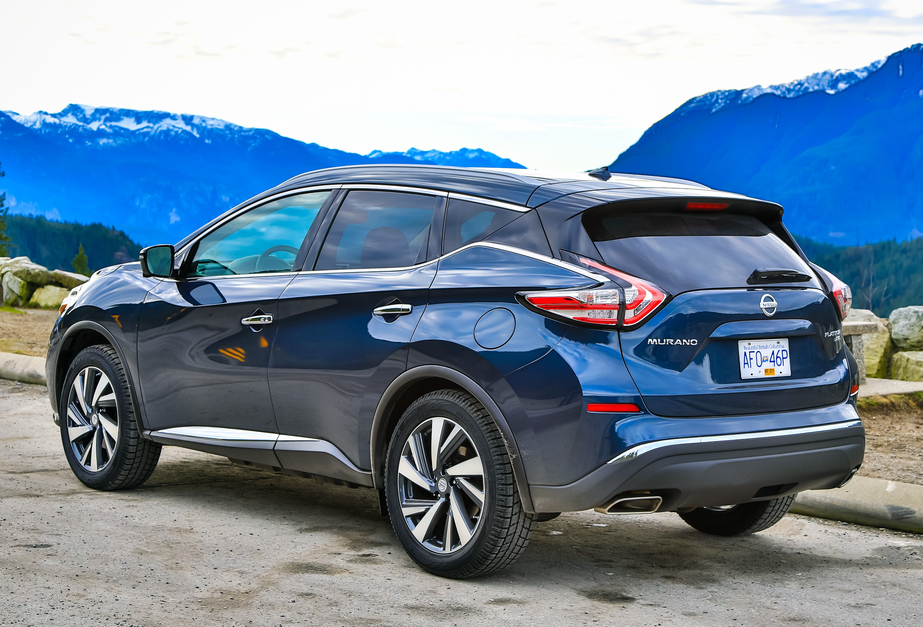 2015 Nissan Murano Ii Pictures Information And Specs