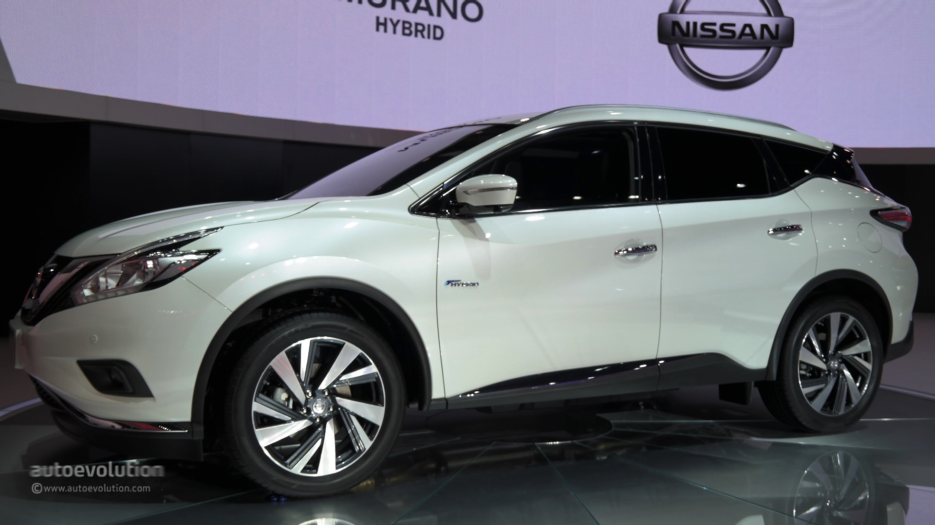 2016 nissan murano ii pictures information and specs auto. Black Bedroom Furniture Sets. Home Design Ideas