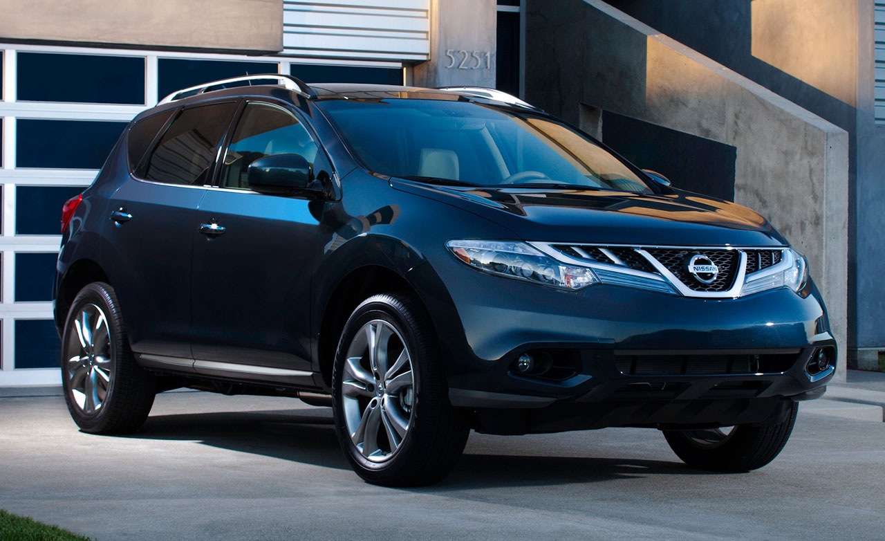 nissan murano images #5