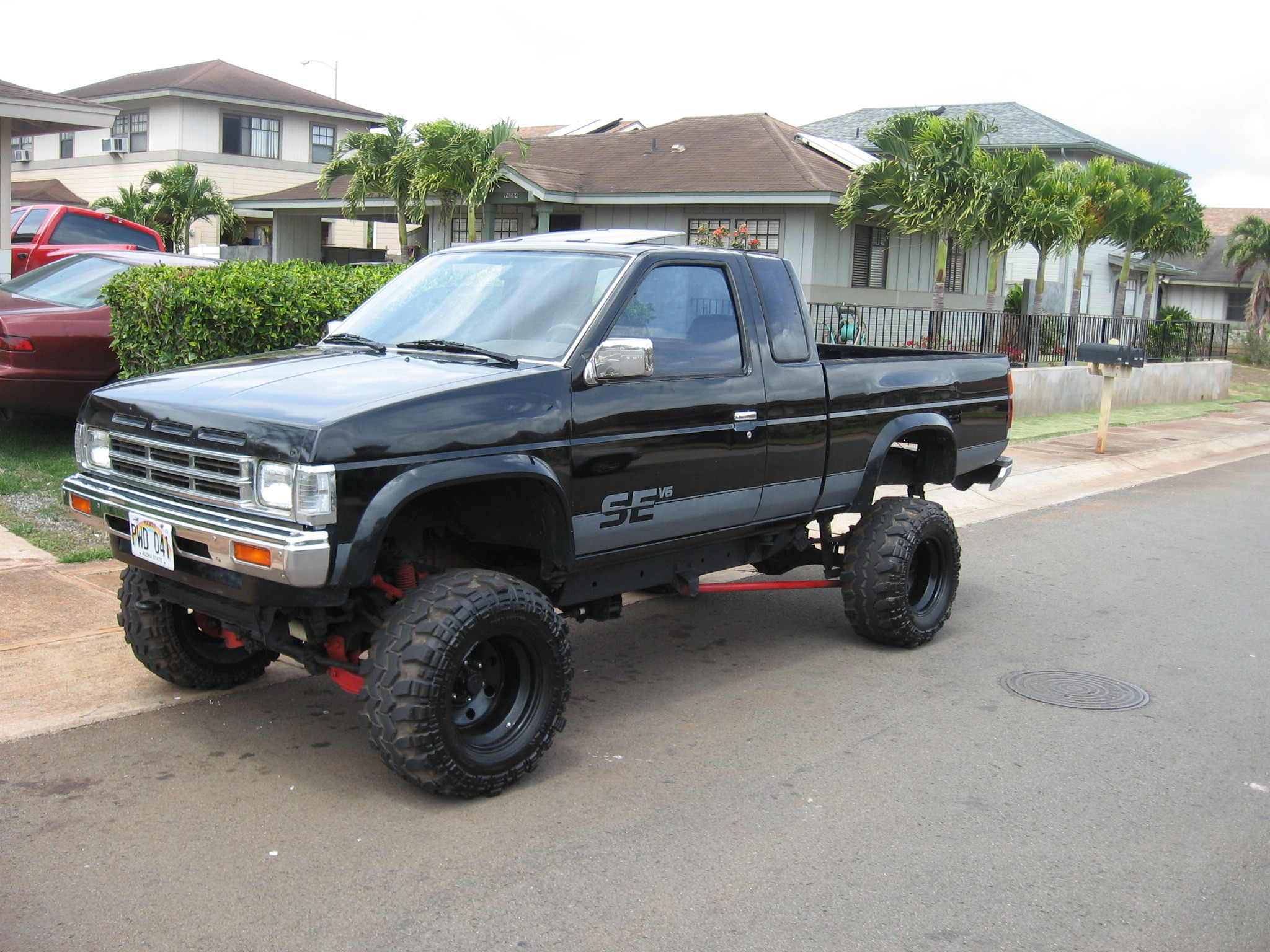 1992 Nissan Navara D21 Pictures Information And Specs