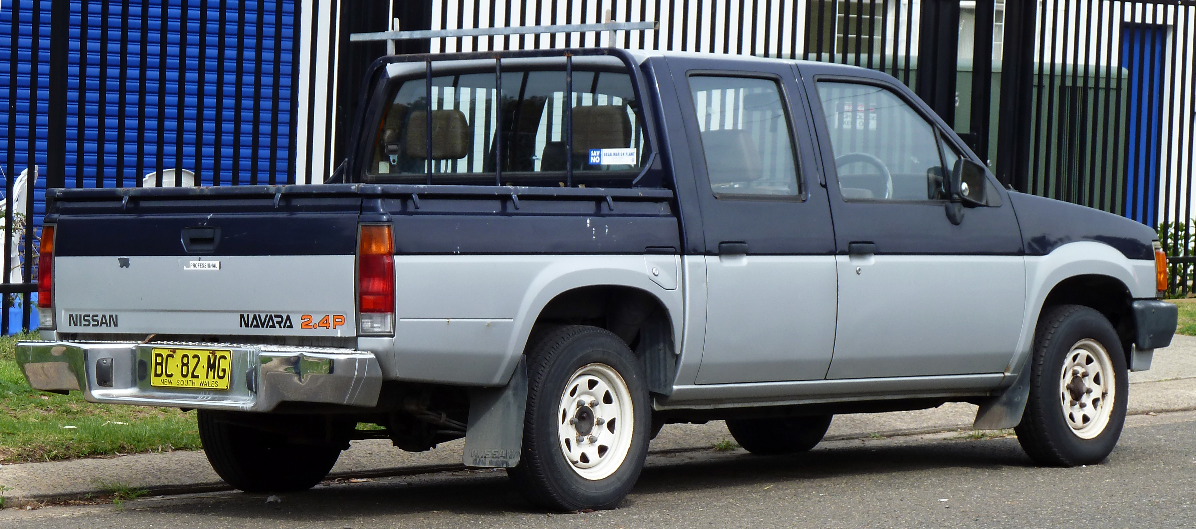 1995 Nissan Truck Navara D21 U2017 Pictures Information And Specs Auto