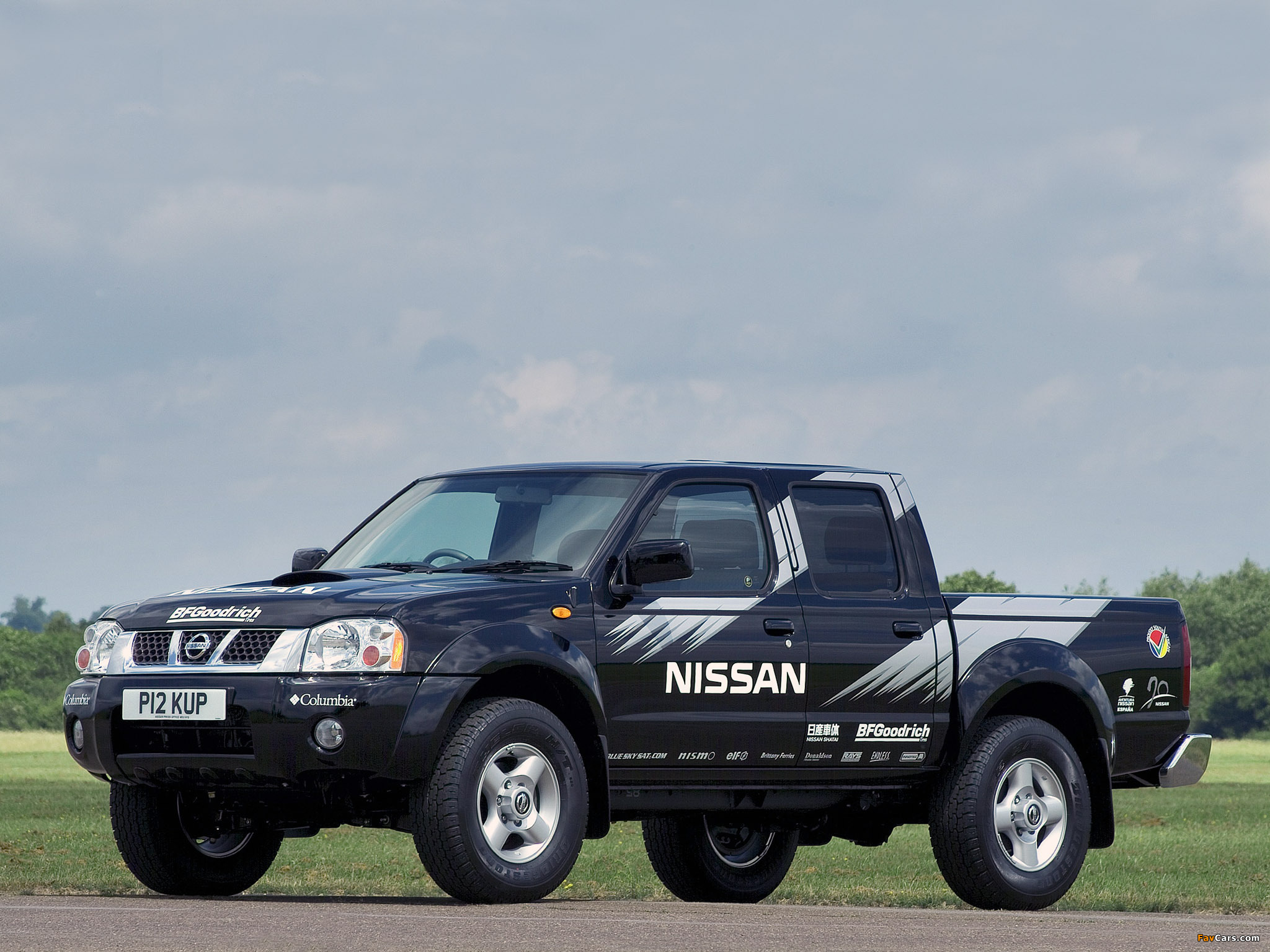 2001 Nissan Navara D22 Pictures Information And Specs