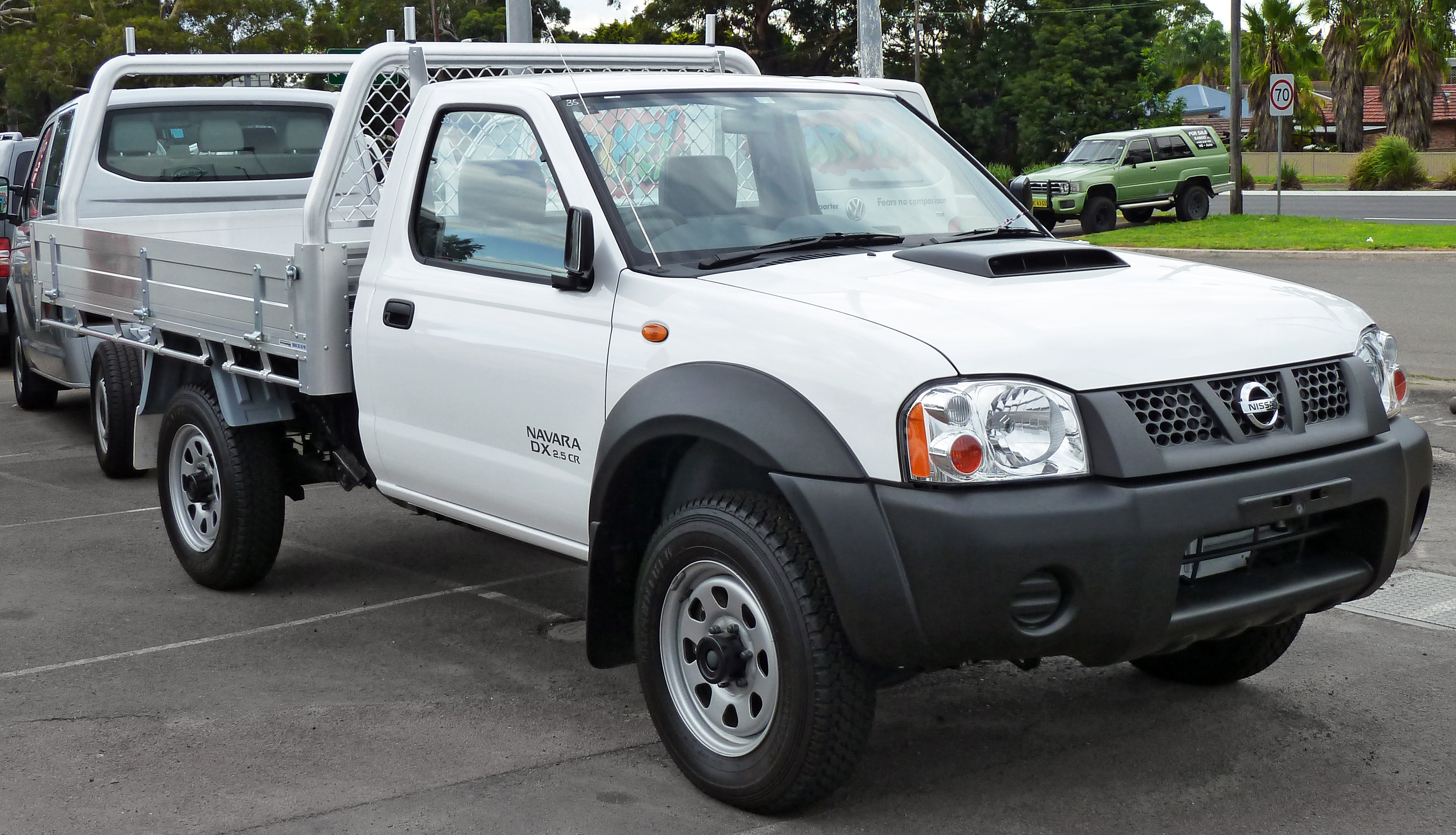 2002 Nissan Navara D22 Pictures Information And Specs Auto 2015 Frontier Fuse Diagram Images 3