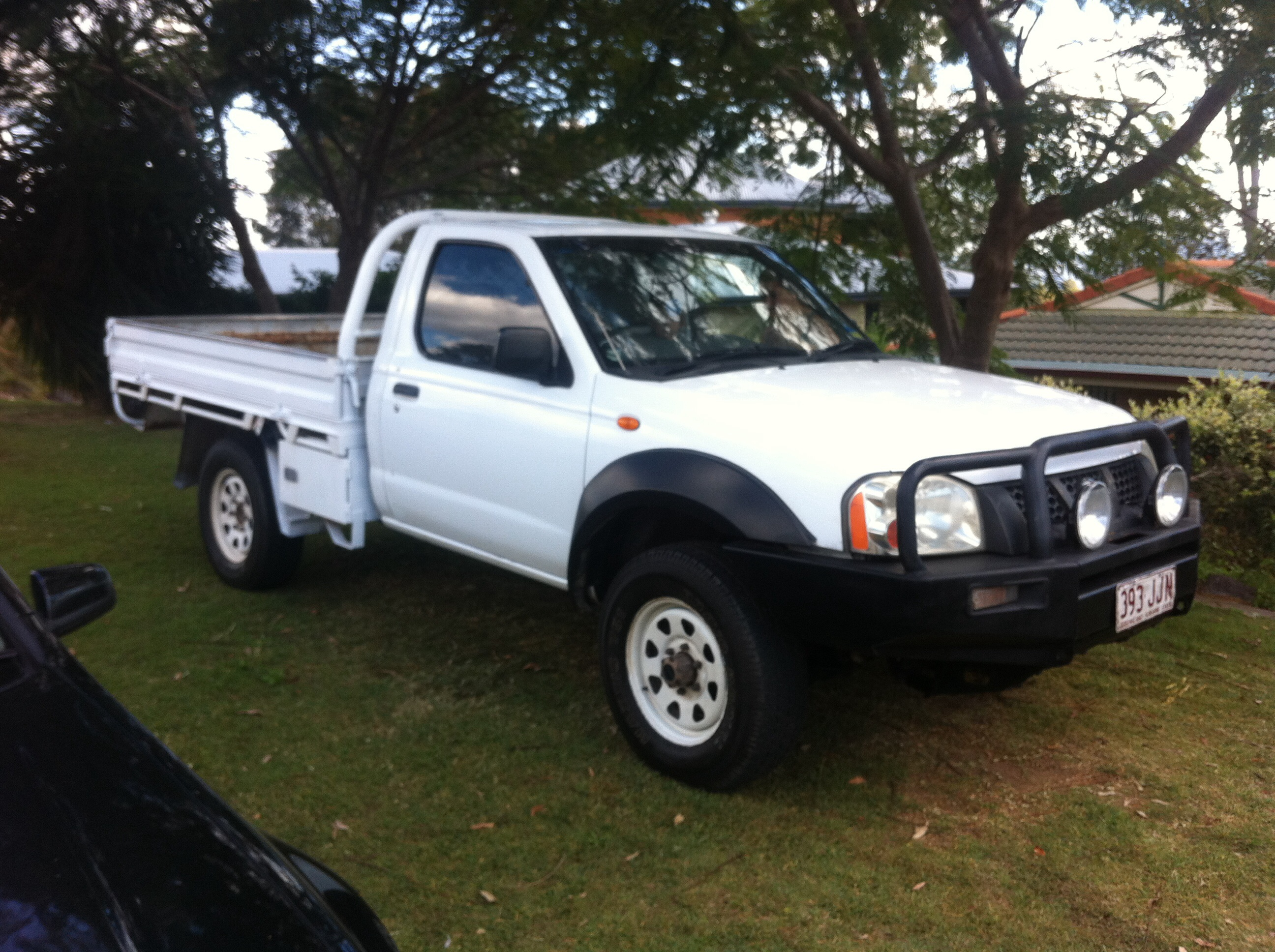 2002 nissan navara d22 pictures information and specs auto. Black Bedroom Furniture Sets. Home Design Ideas