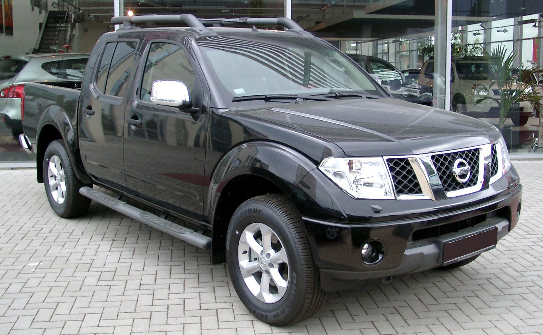 2014 Nissan Navara d40 – pictures, information and specs ...