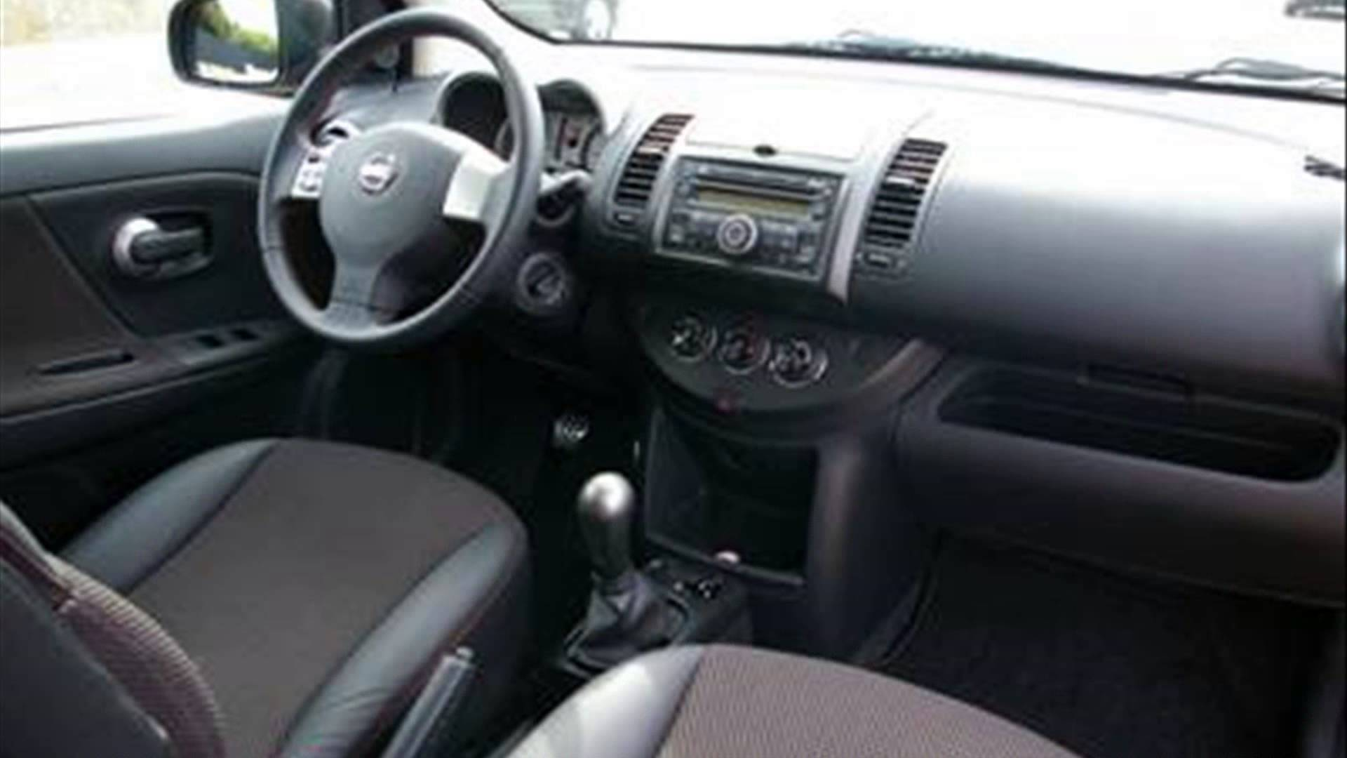 nissan note pictures 2007 all pictures top. Black Bedroom Furniture Sets. Home Design Ideas