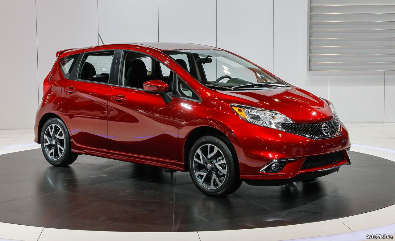 2016 nissan note pictures information and specs auto. Black Bedroom Furniture Sets. Home Design Ideas