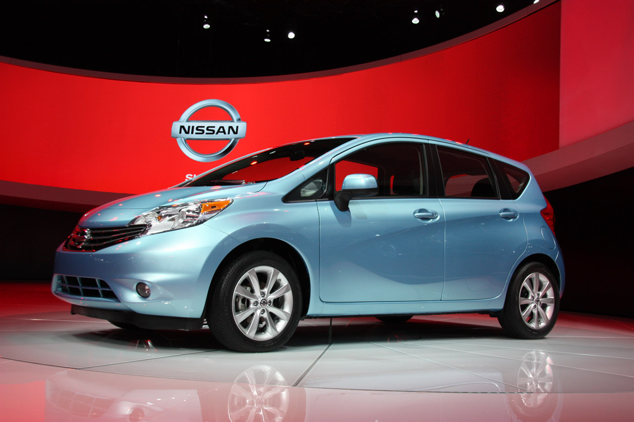 2012 nissan note ii pictures information and specs. Black Bedroom Furniture Sets. Home Design Ideas