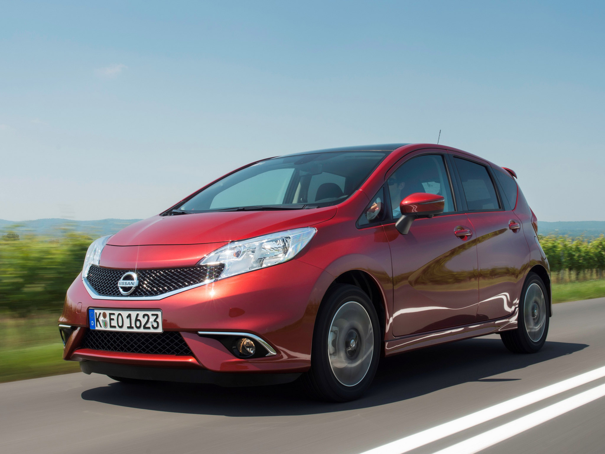 2013 nissan note ii pictures information and specs. Black Bedroom Furniture Sets. Home Design Ideas