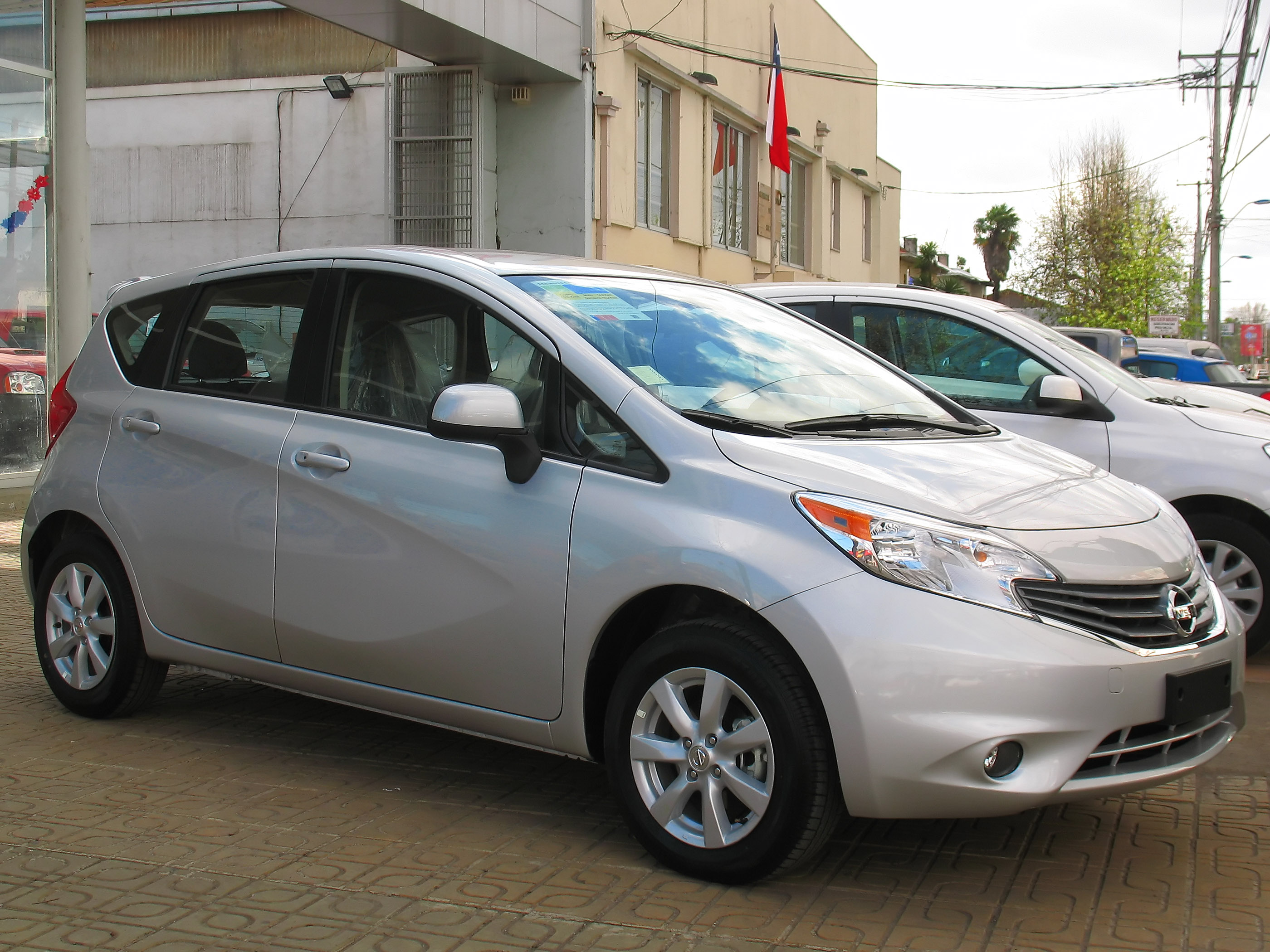 2014 Nissan Note Ii Pictures Information And Specs