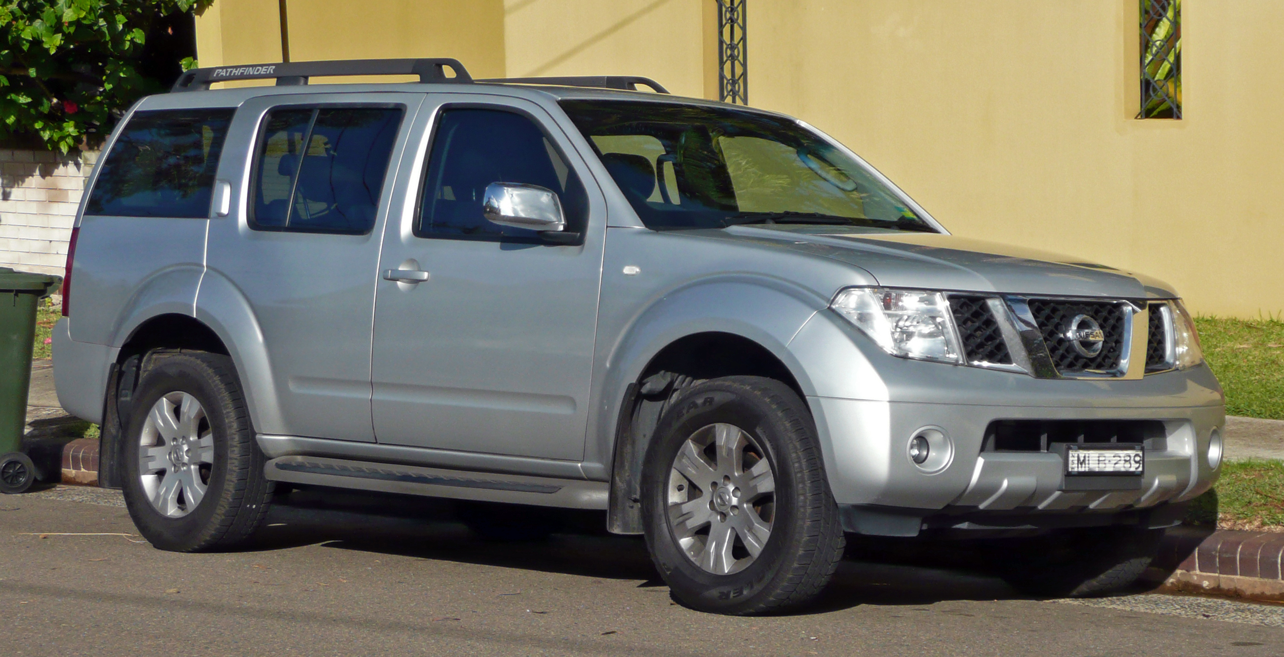 nissan pathfinder pictures #11