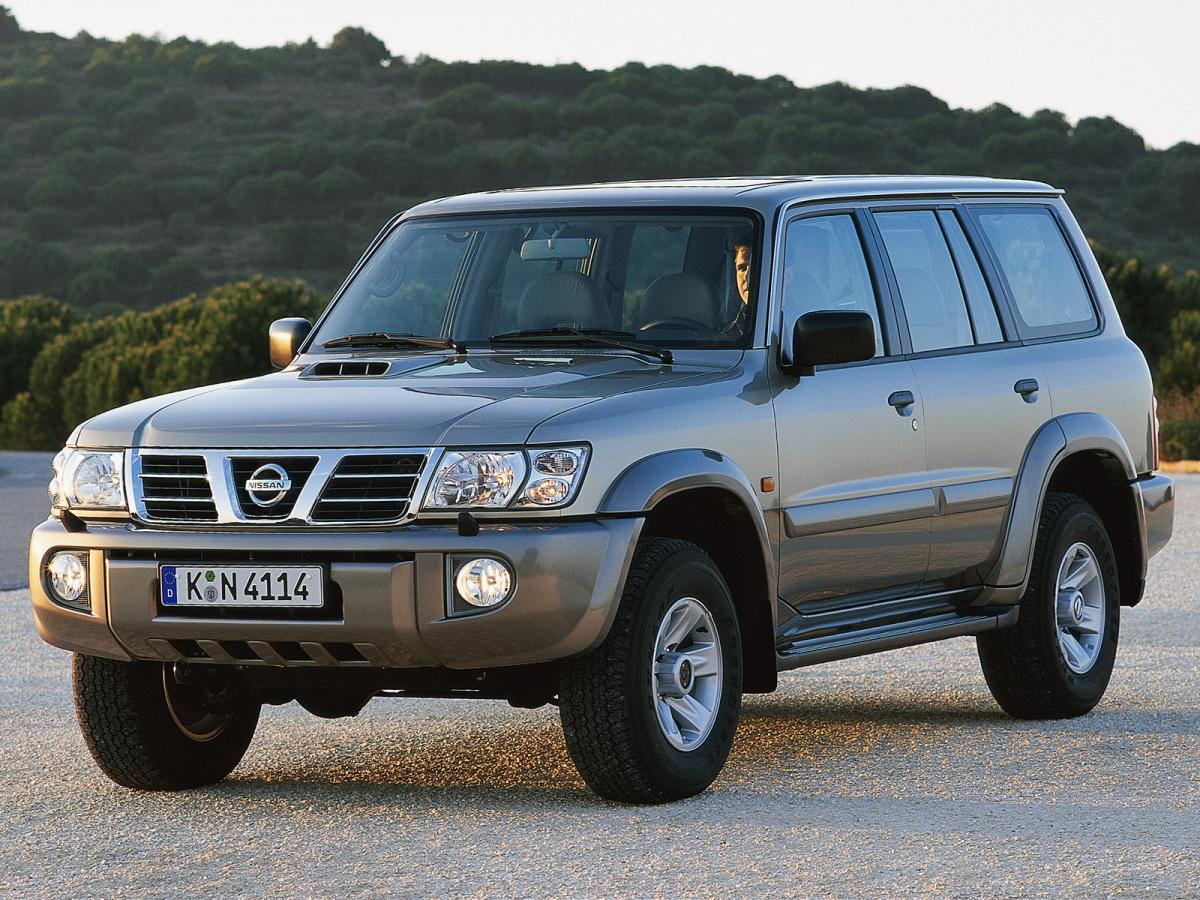 how to tell what model nissan patrol you have