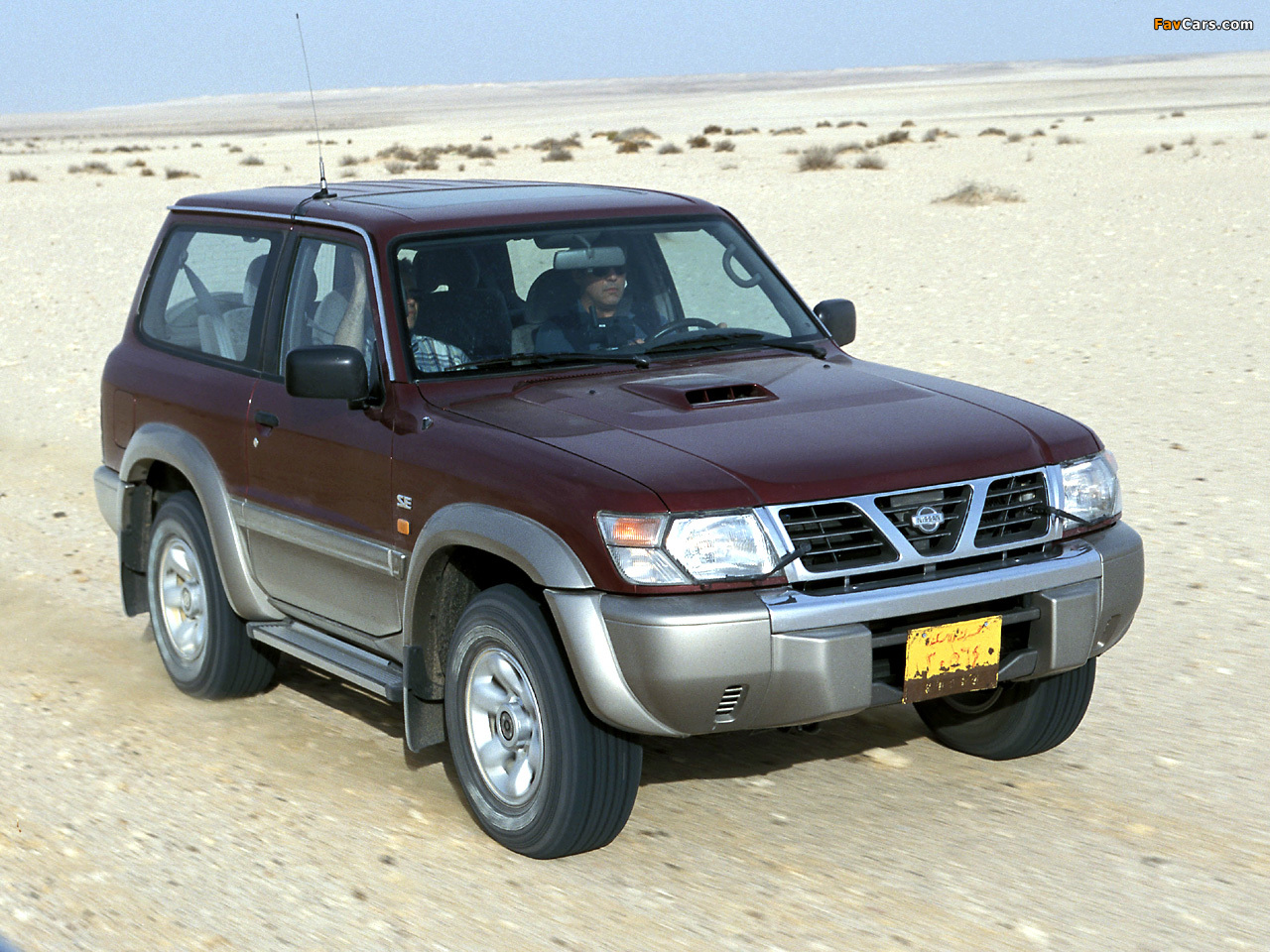 2004 nissan patrol gr ii y61 pictures information and specs auto. Black Bedroom Furniture Sets. Home Design Ideas
