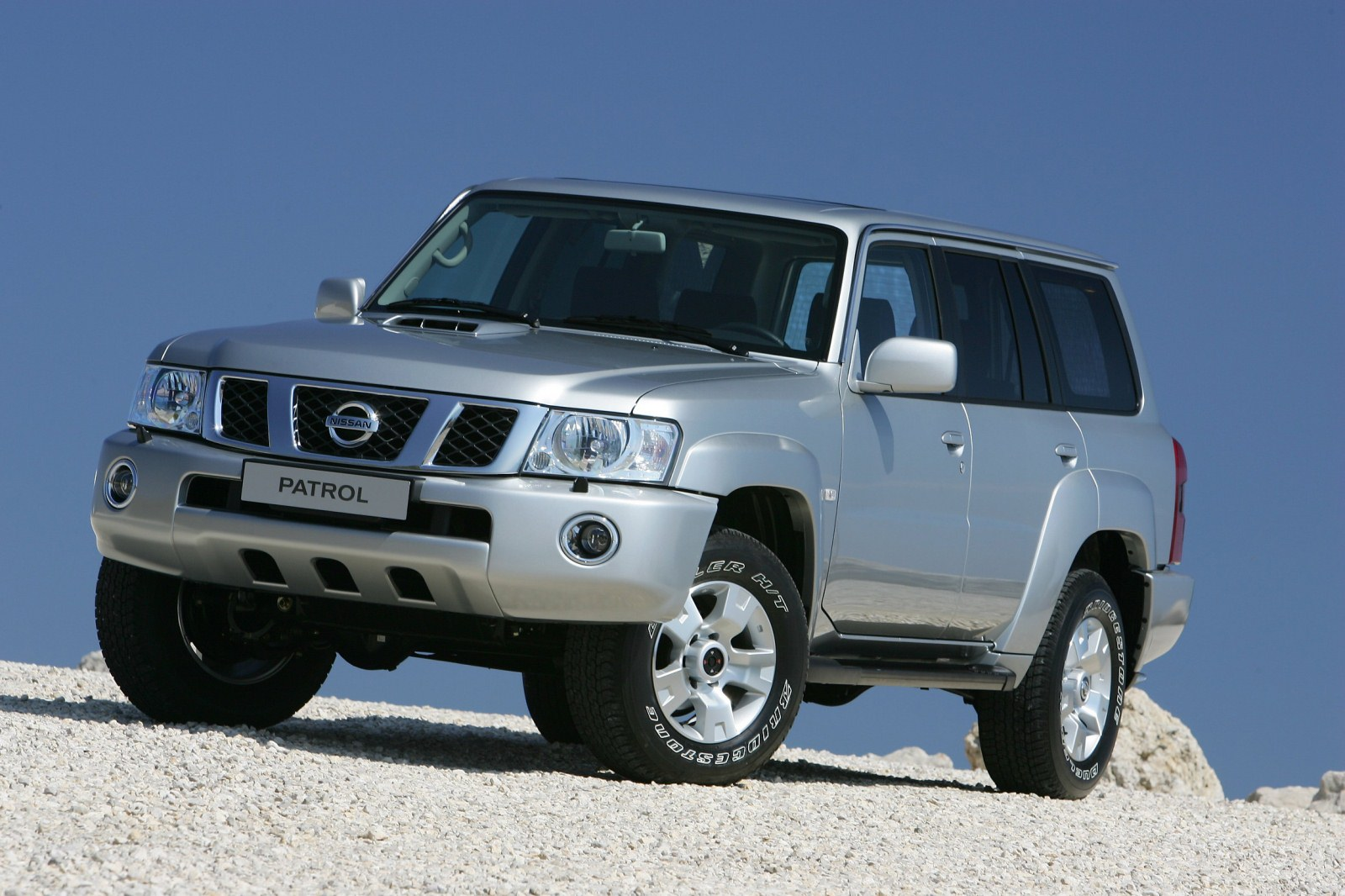 2008 nissan patrol gr ii y61 pictures information and specs auto. Black Bedroom Furniture Sets. Home Design Ideas