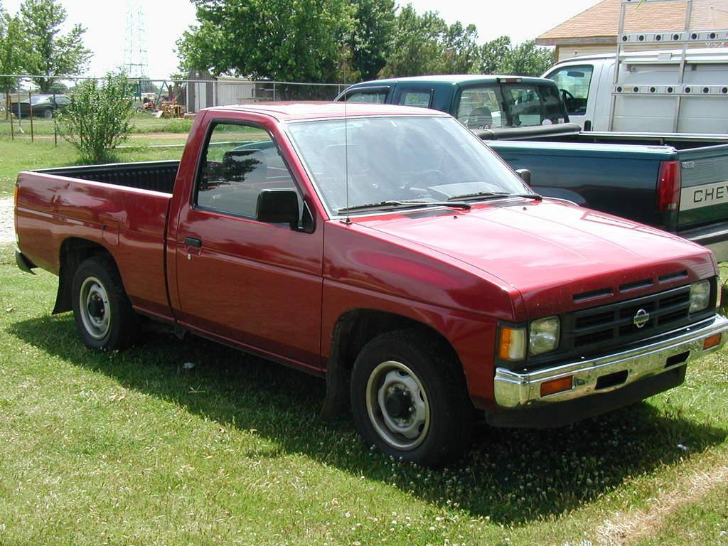 Nissan Pick Up D Pictures