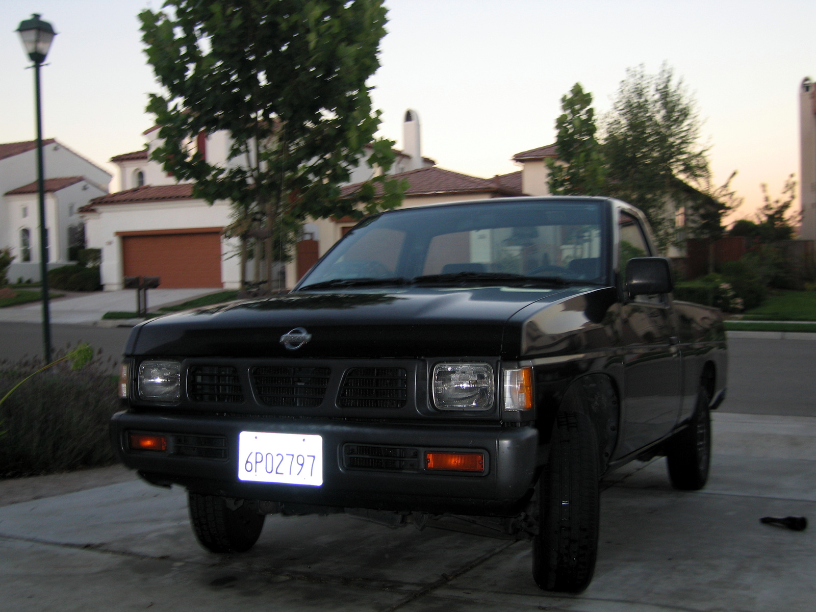 1993 nissan pick up d21 pictures information and specs auto. Black Bedroom Furniture Sets. Home Design Ideas
