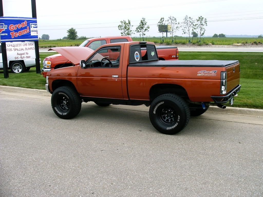 1993 nissan pick up  d21   u2013 pictures  information and