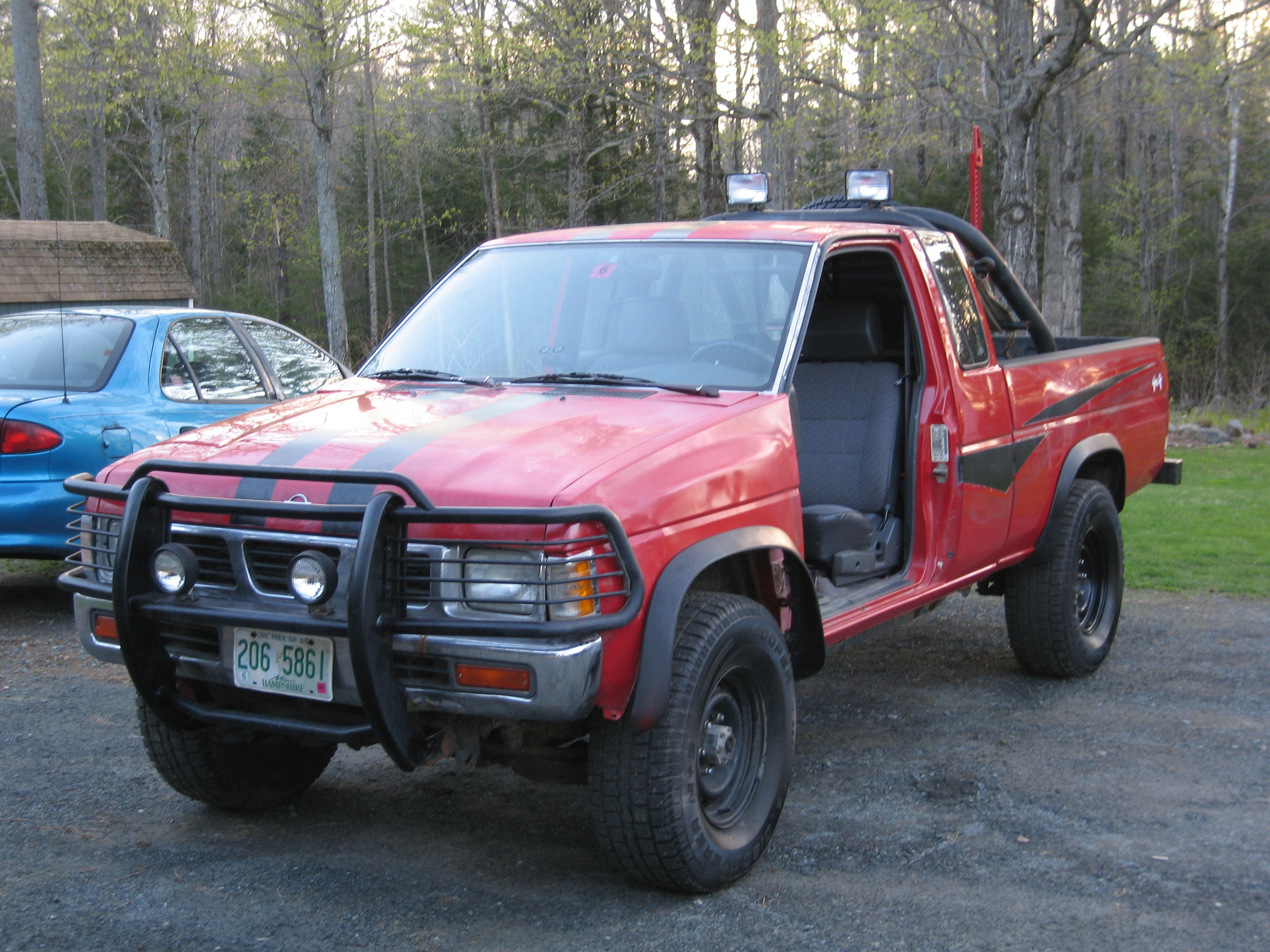 window king in item truck sold auction cab nove size nissan full new pickup
