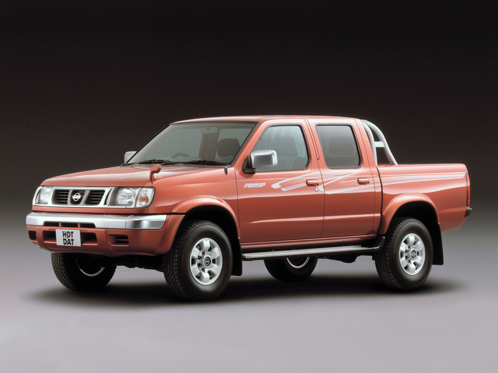 2002 Nissan Pick up (d22) – pictures, information and ...