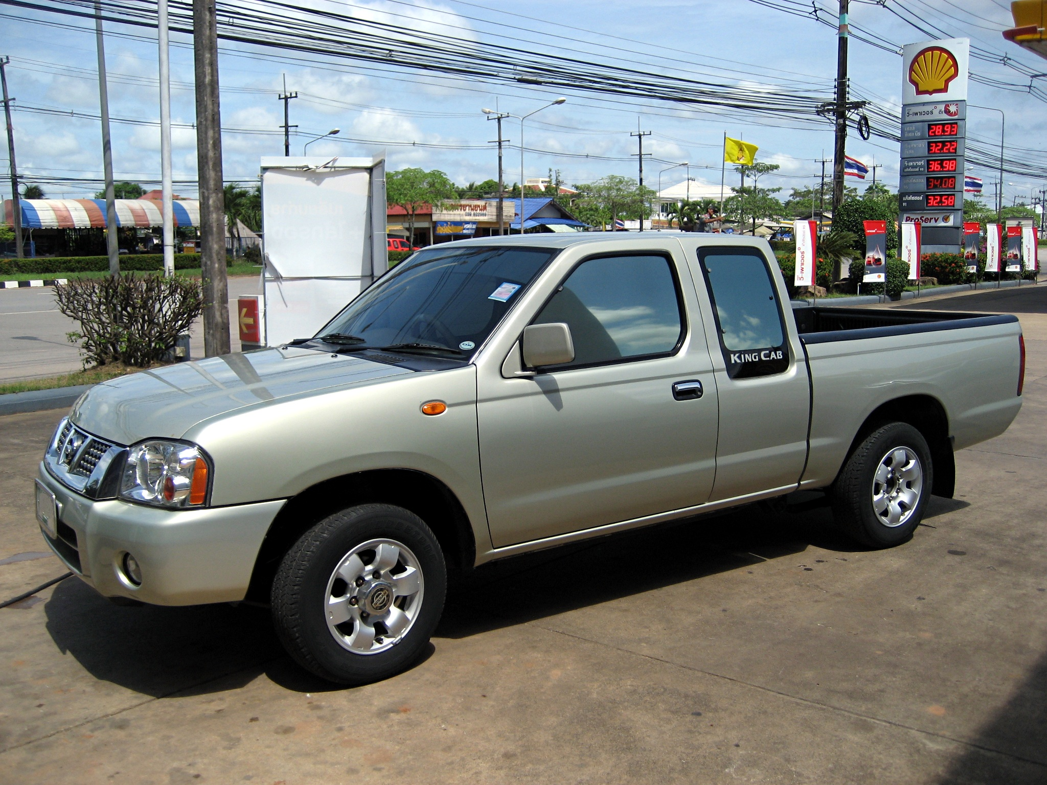2003 nissan pick up d22 pictures information and specs auto. Black Bedroom Furniture Sets. Home Design Ideas