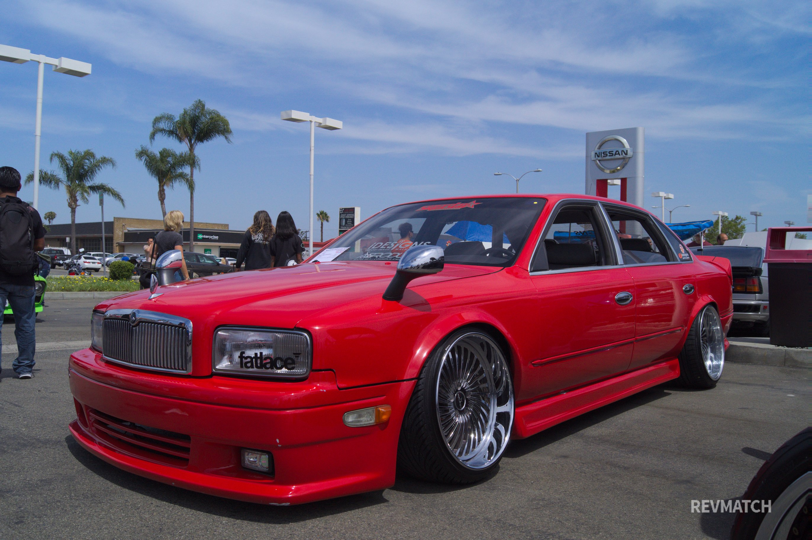 1995 Nissan President Q45 Pictures Information And