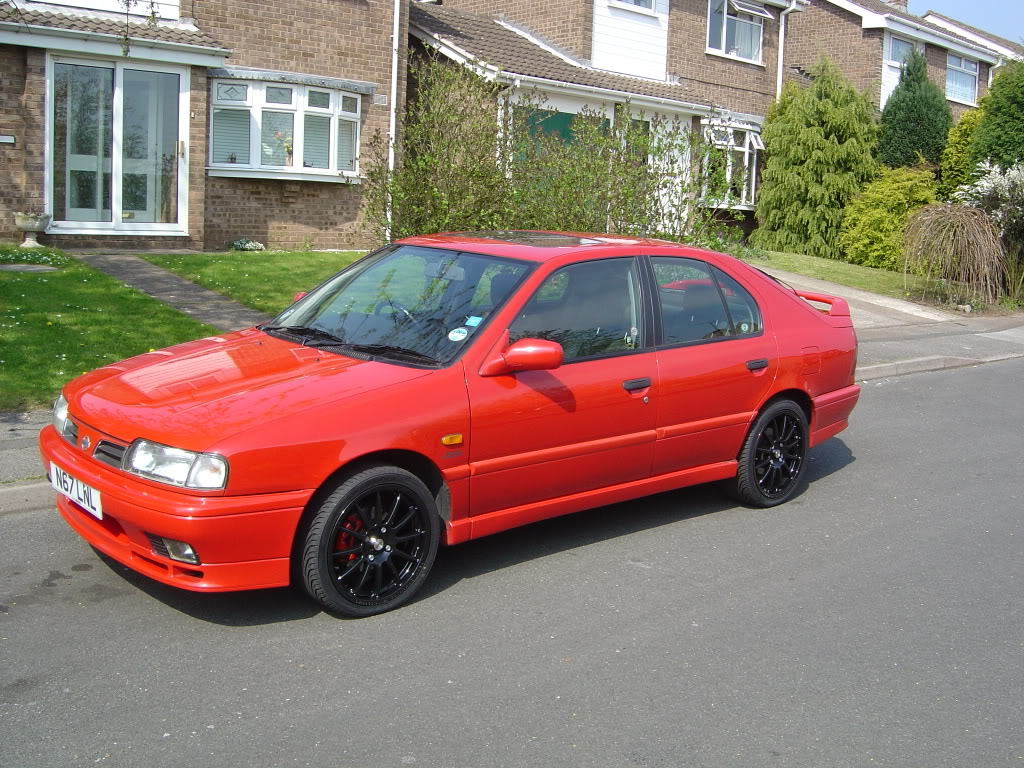 Nissan 187 1994 Nissan Primera Car And Auto Pictures All