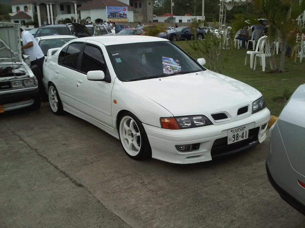 1997 Nissan Primera P11 Pictures Information And