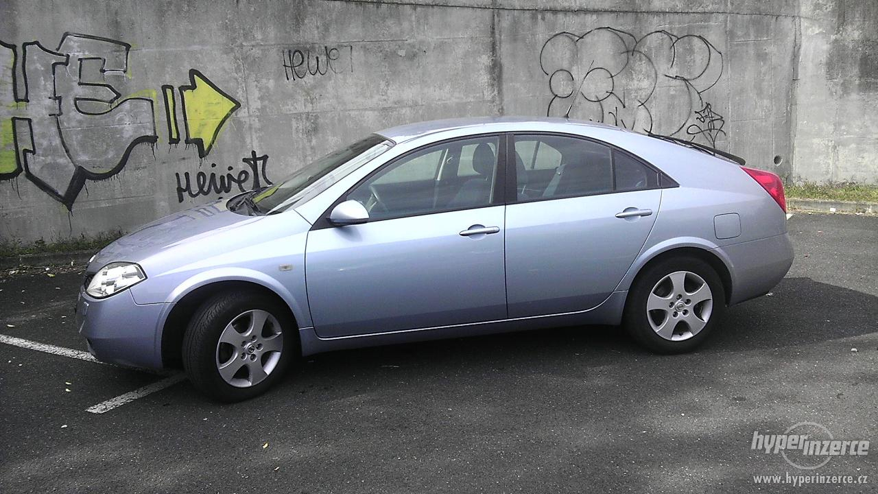 Dodge Latest Models >> 2005 Nissan Primera (p12) – pictures, information and specs - Auto-Database.com