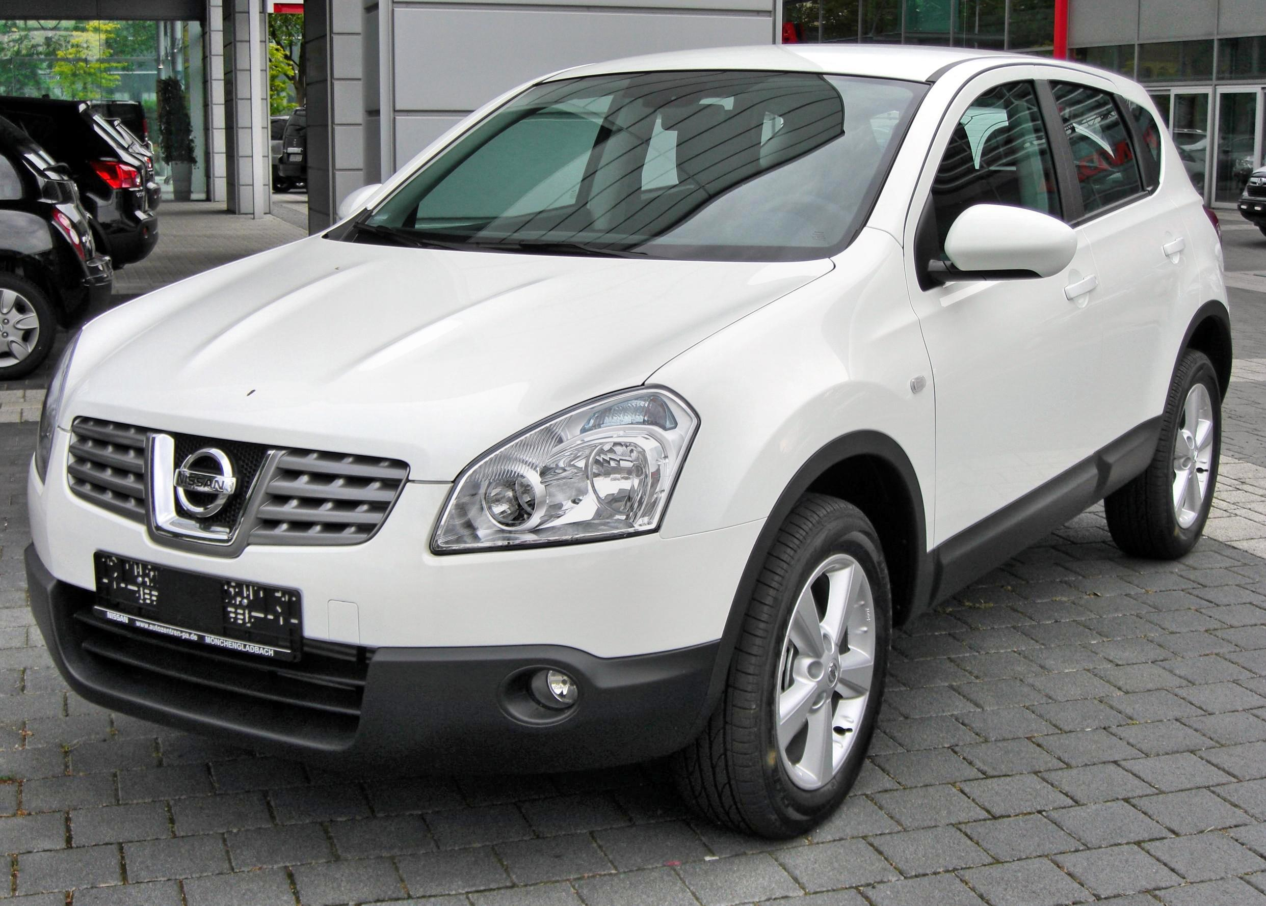 2009 nissan qashqai pictures information and specs. Black Bedroom Furniture Sets. Home Design Ideas