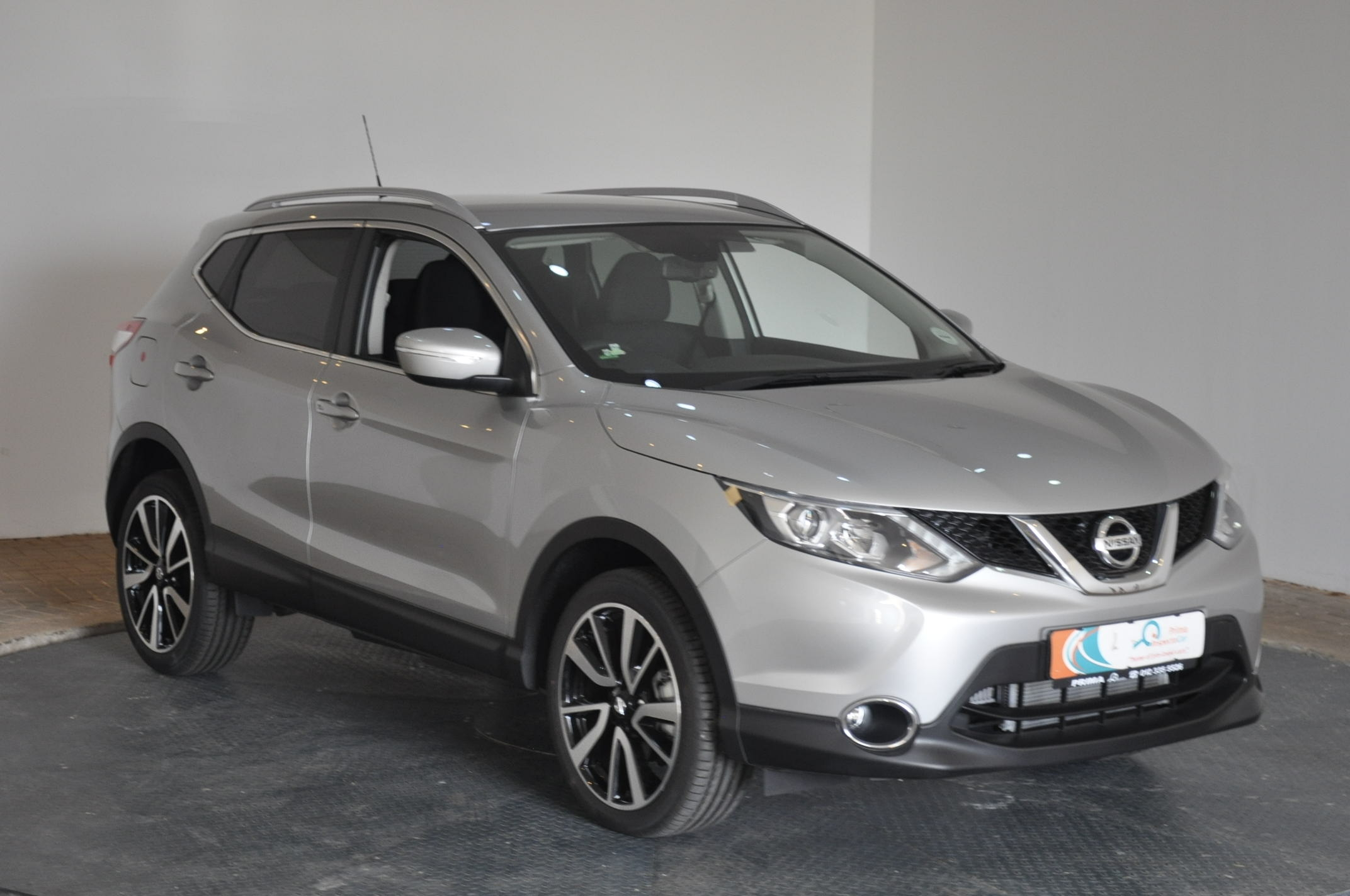 2015 Nissan Qashqai Pictures Information And Specs