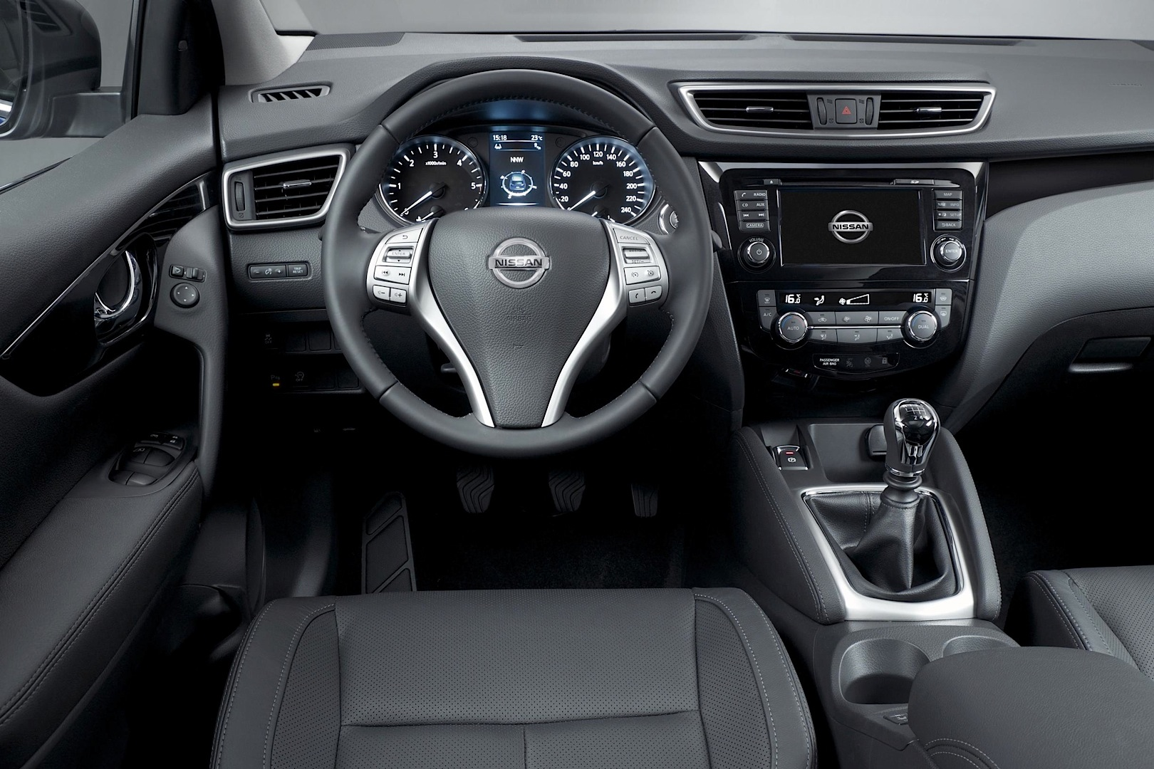 nissan qashqai pictures #6